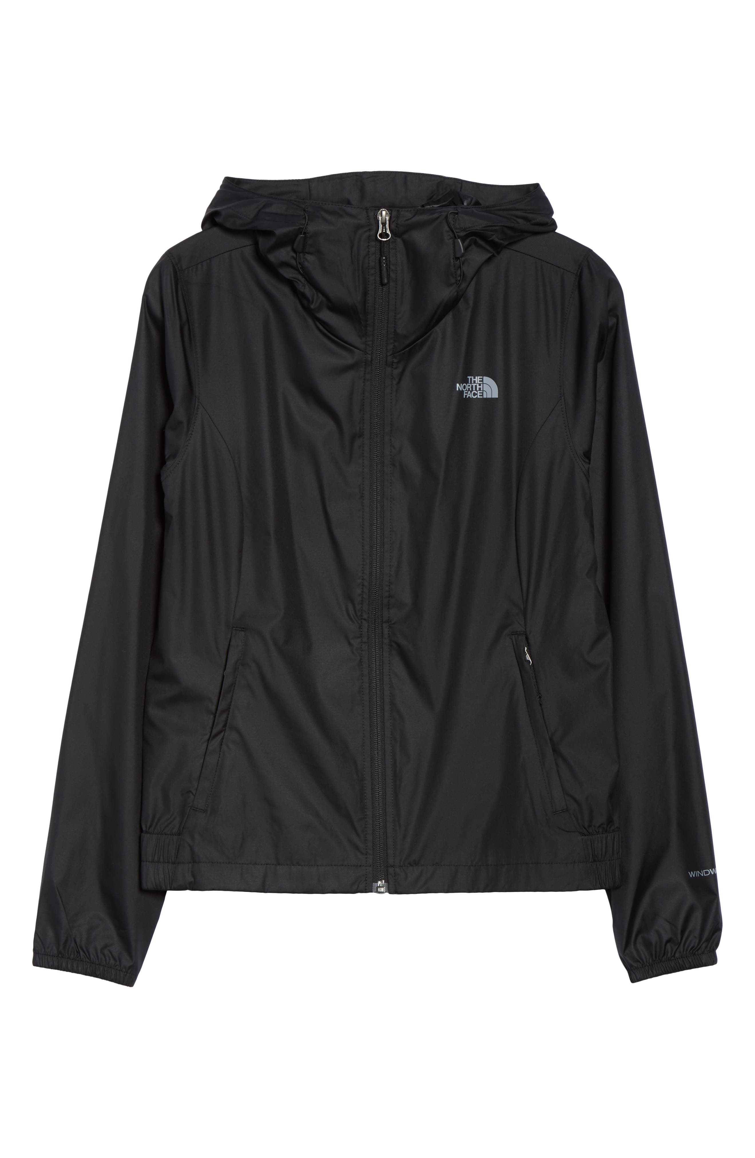 THE NORTH FACE, Cyclone 3.0 WindWall<sup>®</sup> Jacket, Alternate thumbnail 6, color, 001