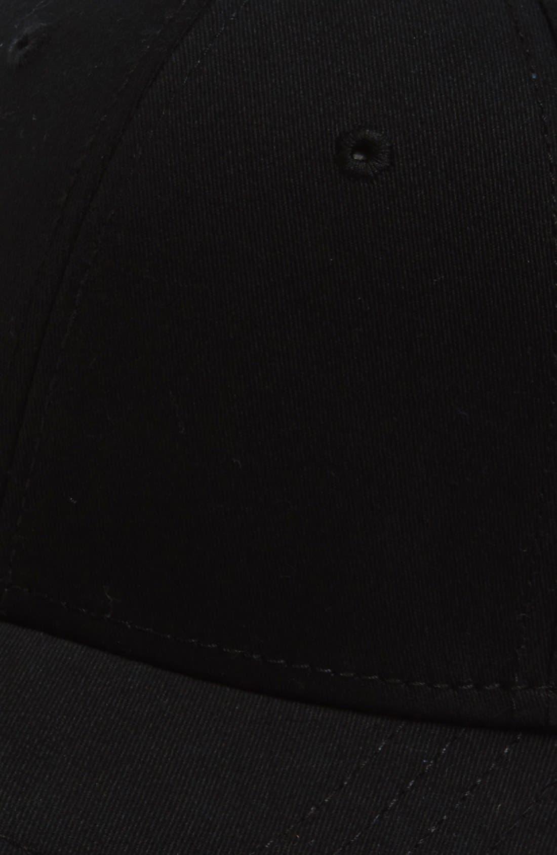 GENTS, 'The Directors' Baseball Cap, Alternate thumbnail 3, color, 001
