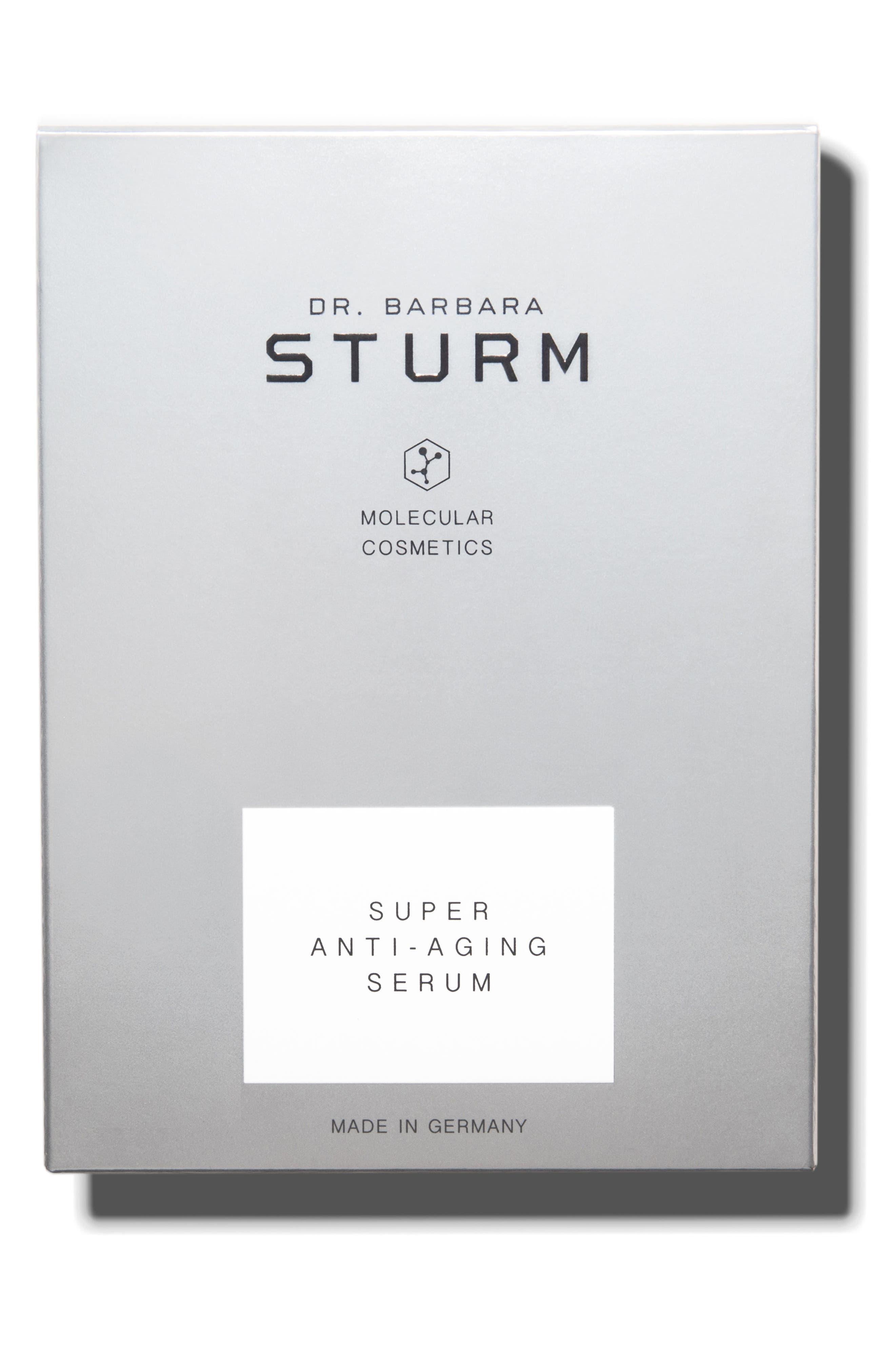 DR. BARBARA STURM, Super Anti-Aging Serum, Alternate thumbnail 2, color, NO COLOR