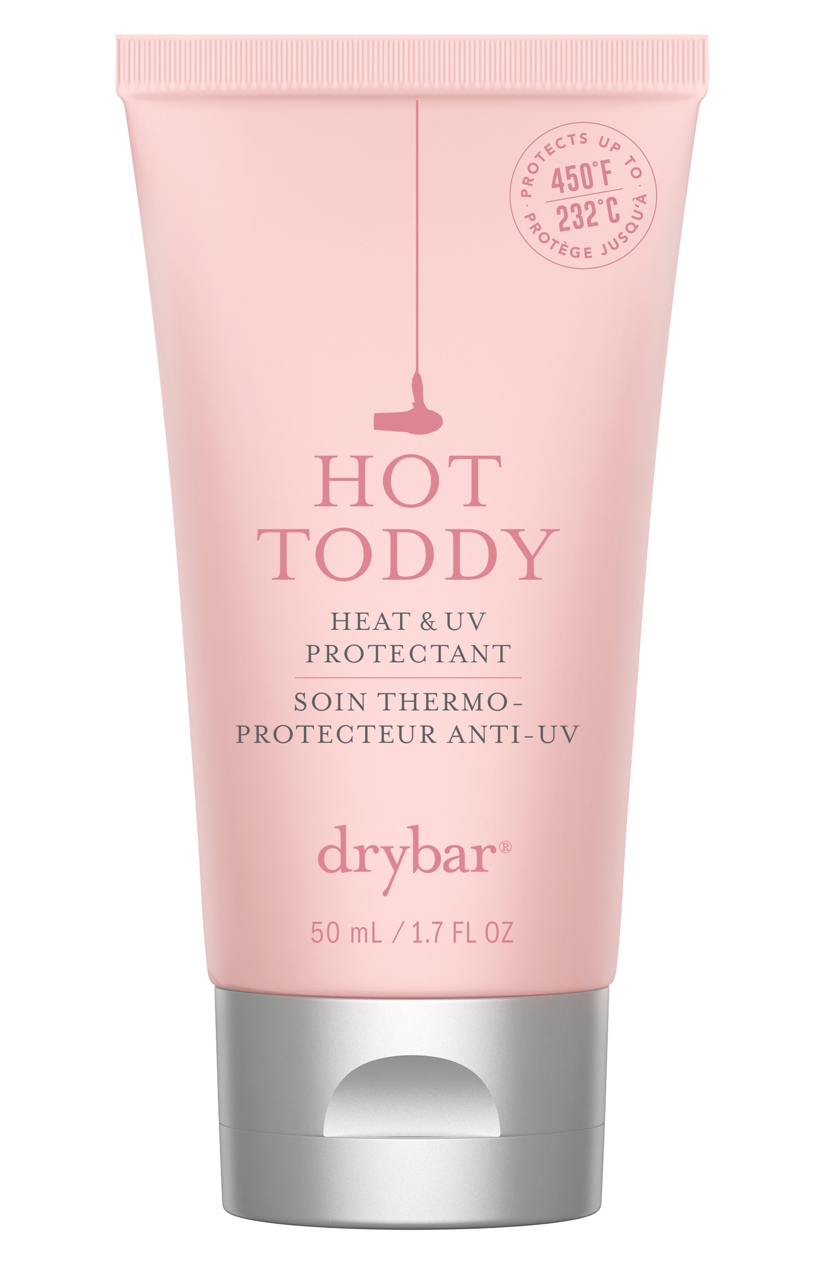 DRYBAR, Hot Toddy Heat & UV Protectant, Main thumbnail 1, color, NO COLOR