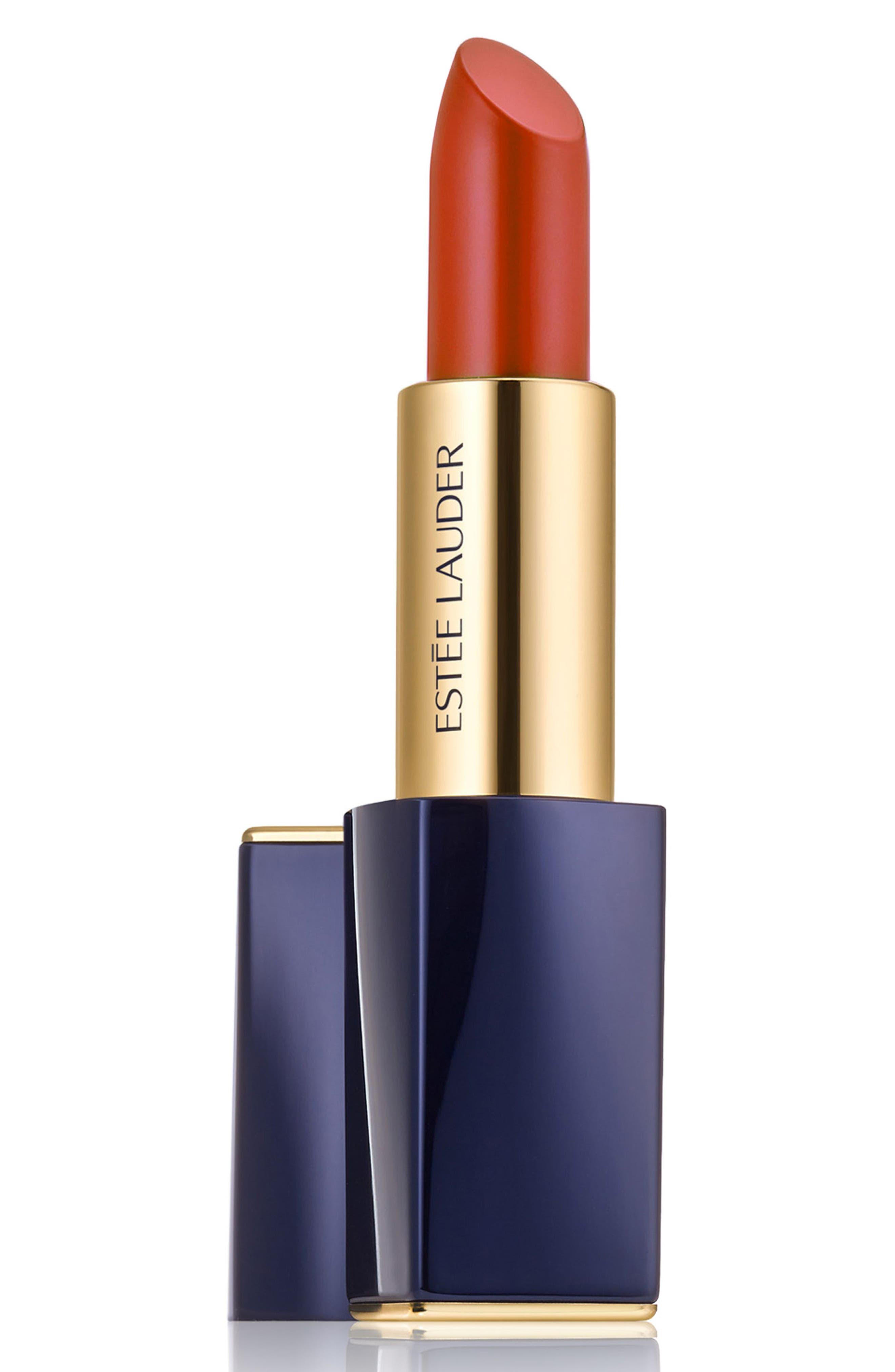 ESTÉE LAUDER, Pure Color Envy Matte Sculpting Lipstick, Main thumbnail 1, color, PERSUASIVE