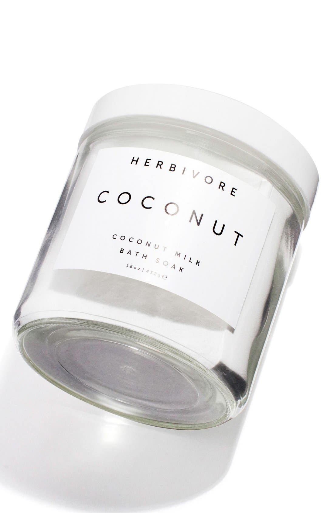 HERBIVORE BOTANICALS, Coconut Soak, Alternate thumbnail 3, color, NO COLOR 2