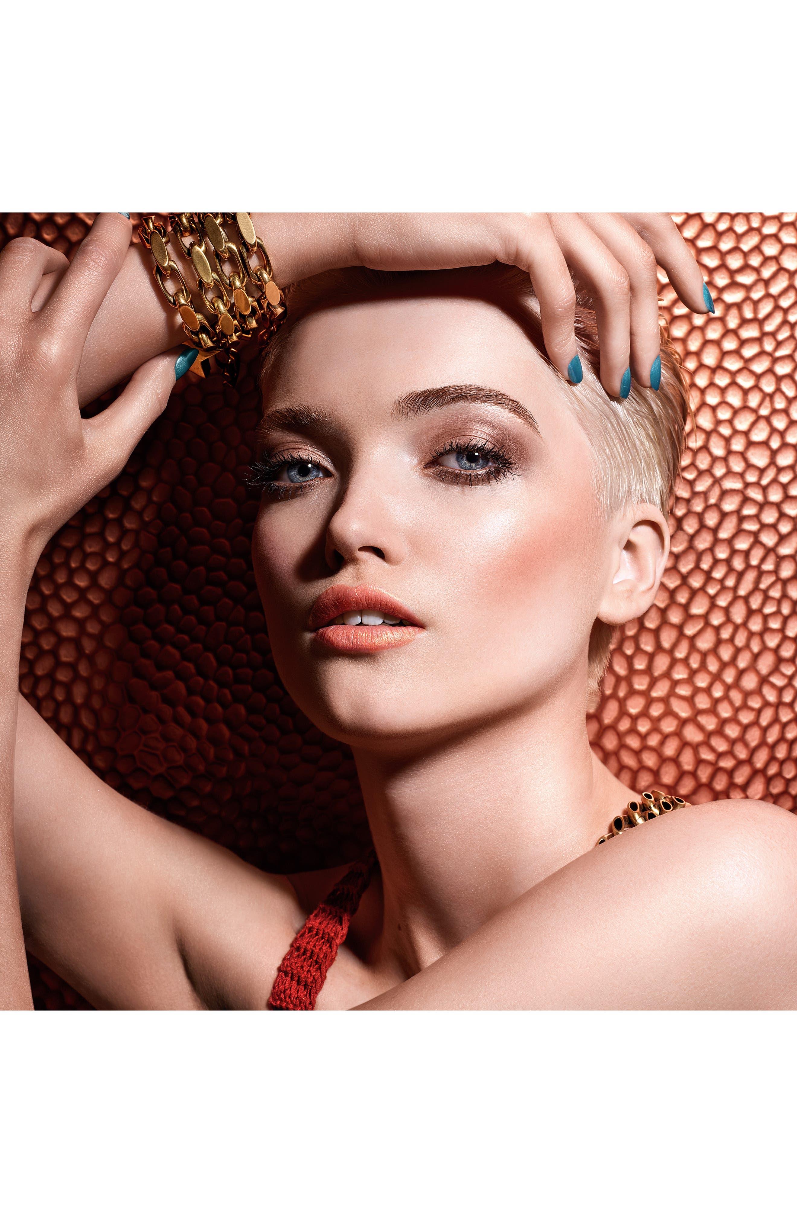 DIOR, Diorshow 5 Couleurs Colors & Effects Eyeshadow Palette, Alternate thumbnail 2, color, 786 TERRA