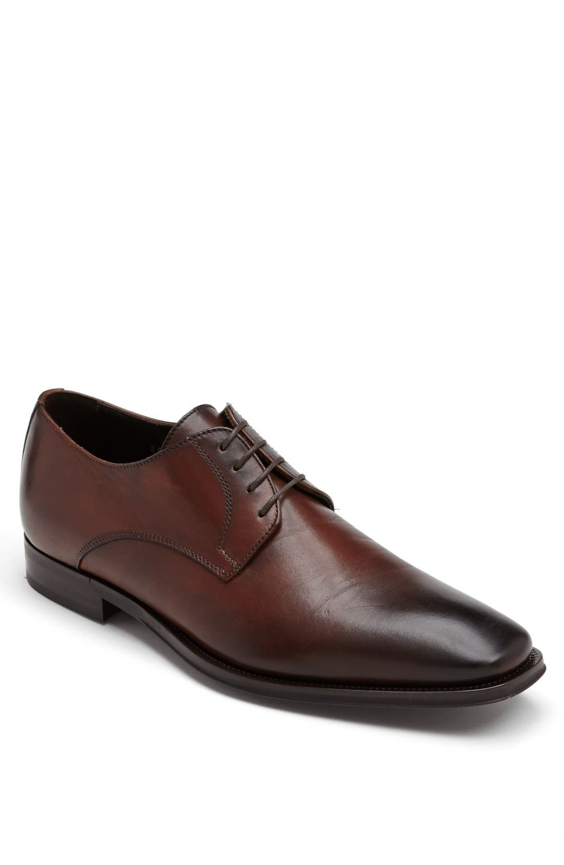 TO BOOT NEW YORK 'Felix' Plain Toe Derby, Main, color, 243