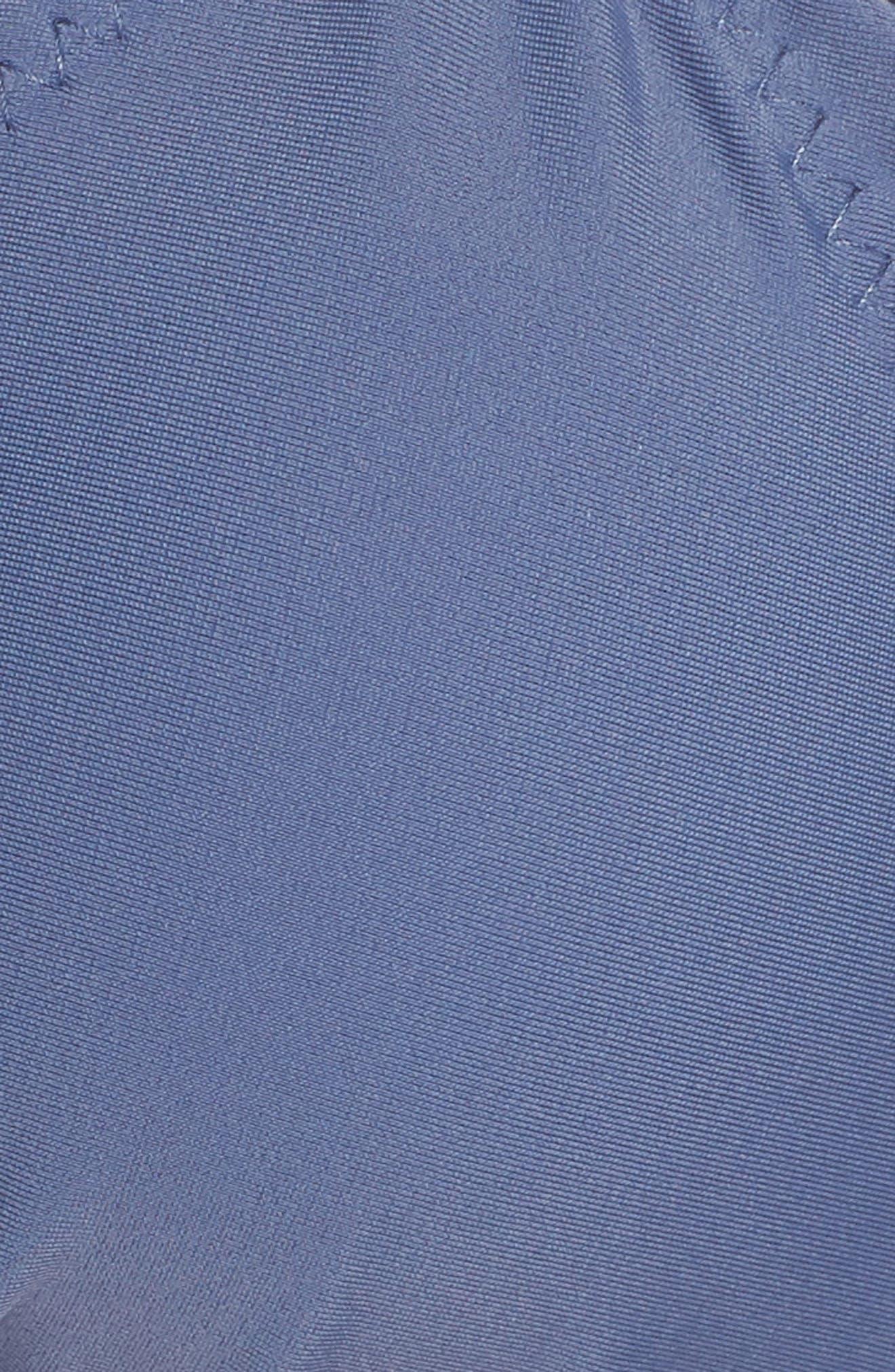 LULI FAMA, 'Wavy' Bikini Top, Alternate thumbnail 6, color, 420