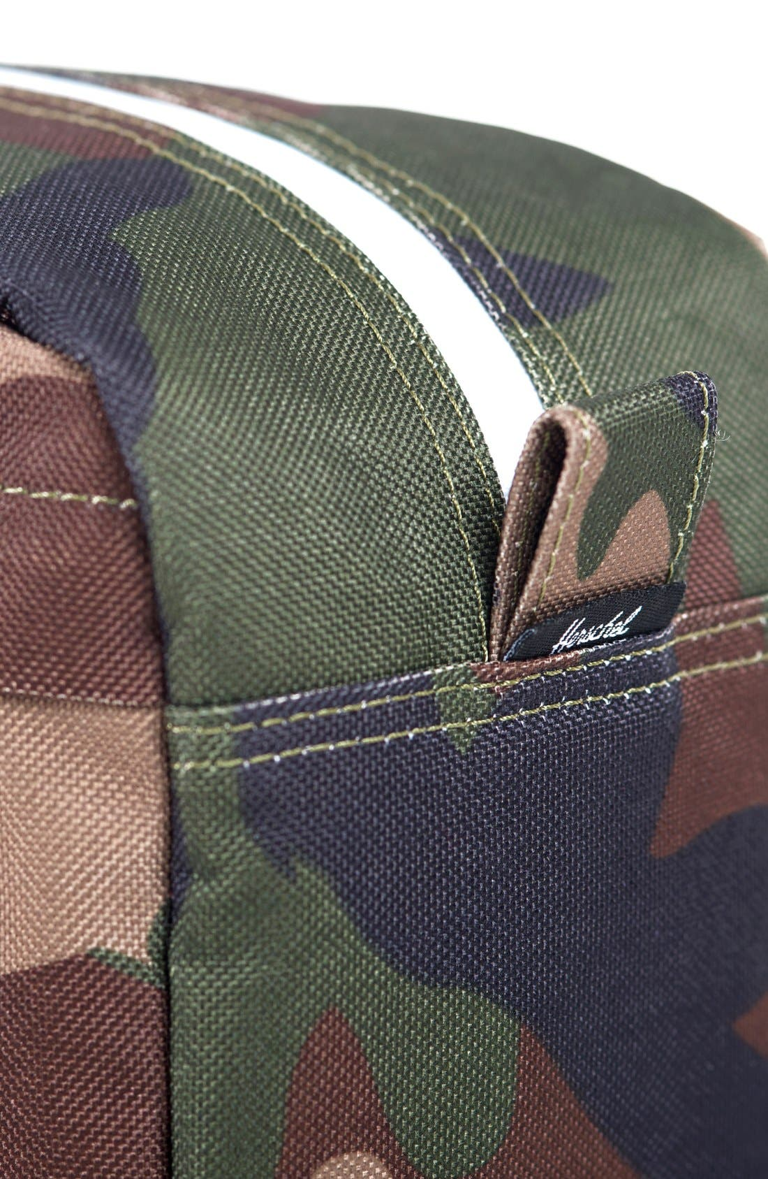HERSCHEL SUPPLY CO., Chapter Toiletry Case, Alternate thumbnail 3, color, WOODLAND CAMO