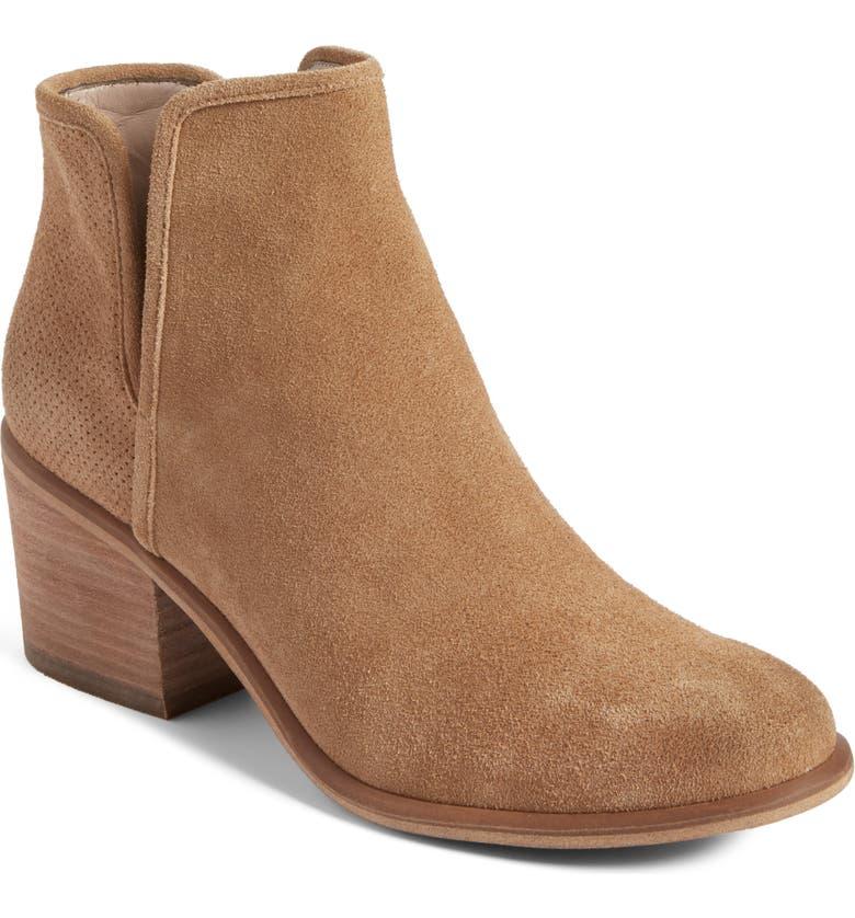 aabff357c1bf5 BP Barris Block Heel Bootie (Women)