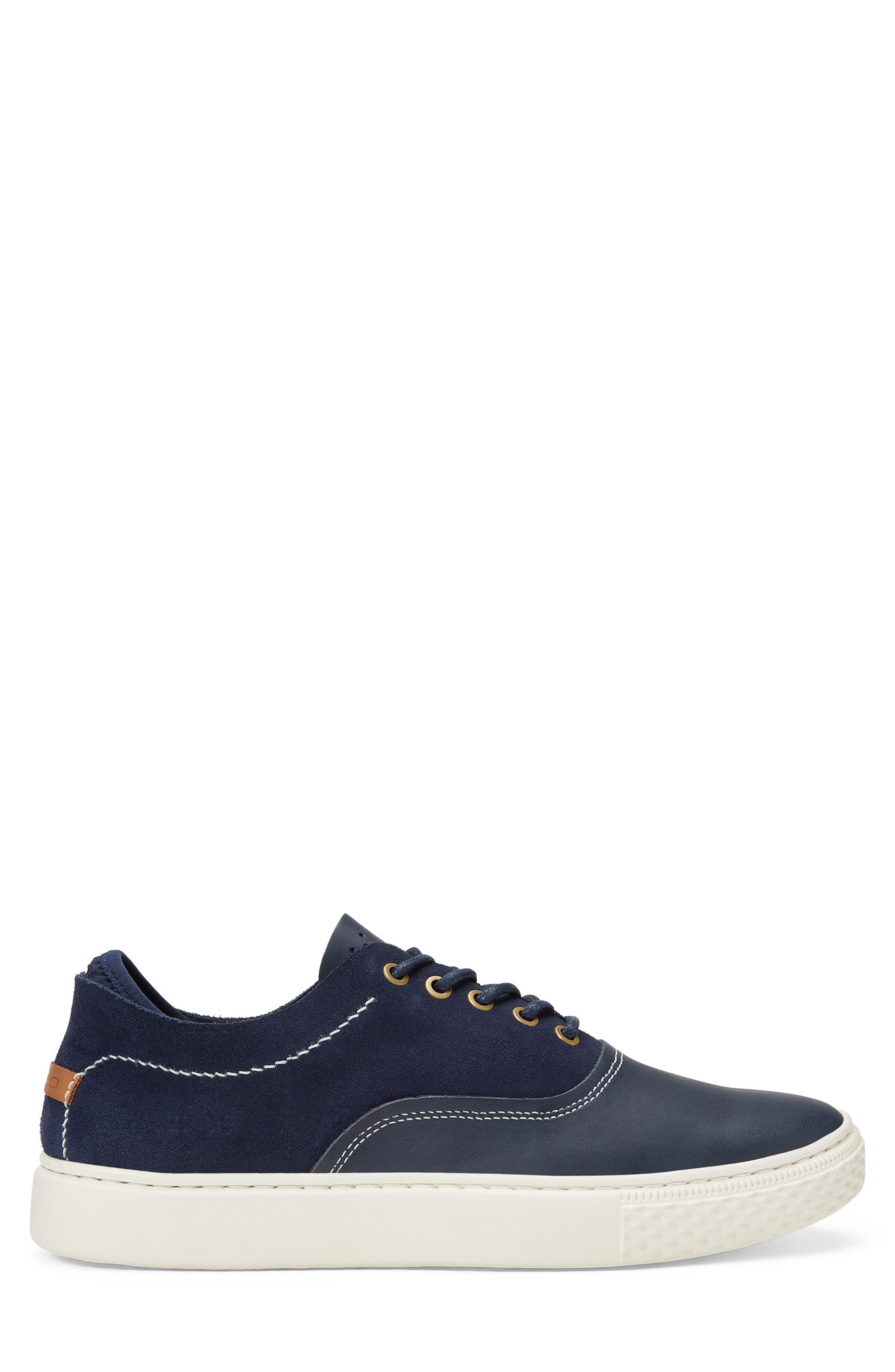 POLO RALPH LAUREN, Thorton 100 Sneaker, Alternate thumbnail 3, color, 410
