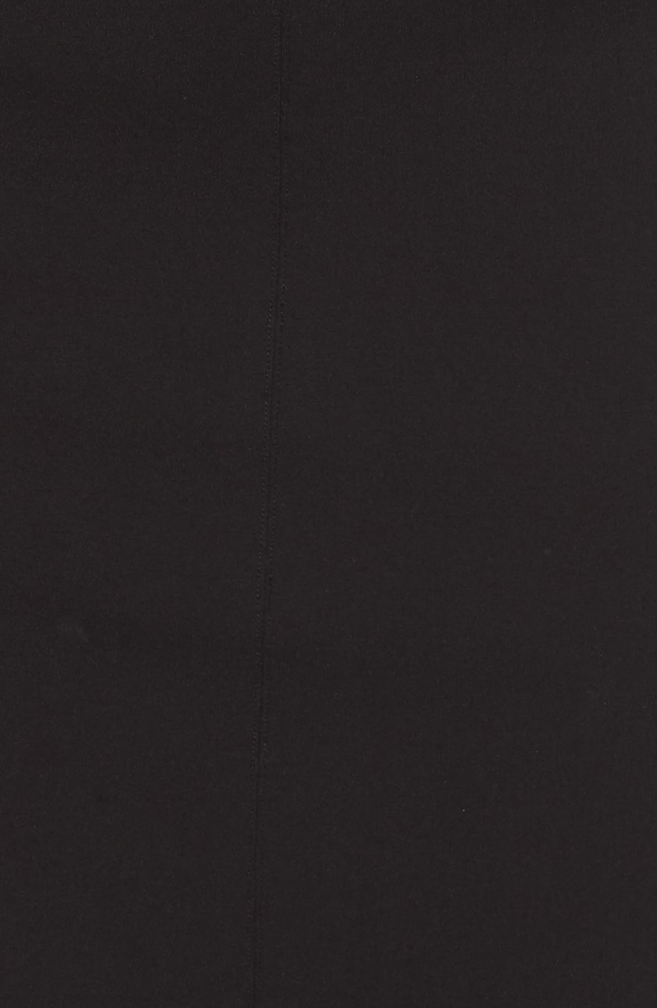 ALI & JAY, Wisteria Wandering Sheath Dress, Alternate thumbnail 6, color, 001