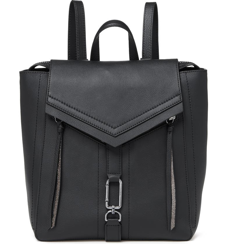 Botkier TRIGGER LEATHER CONVERTIBLE BACKPACK