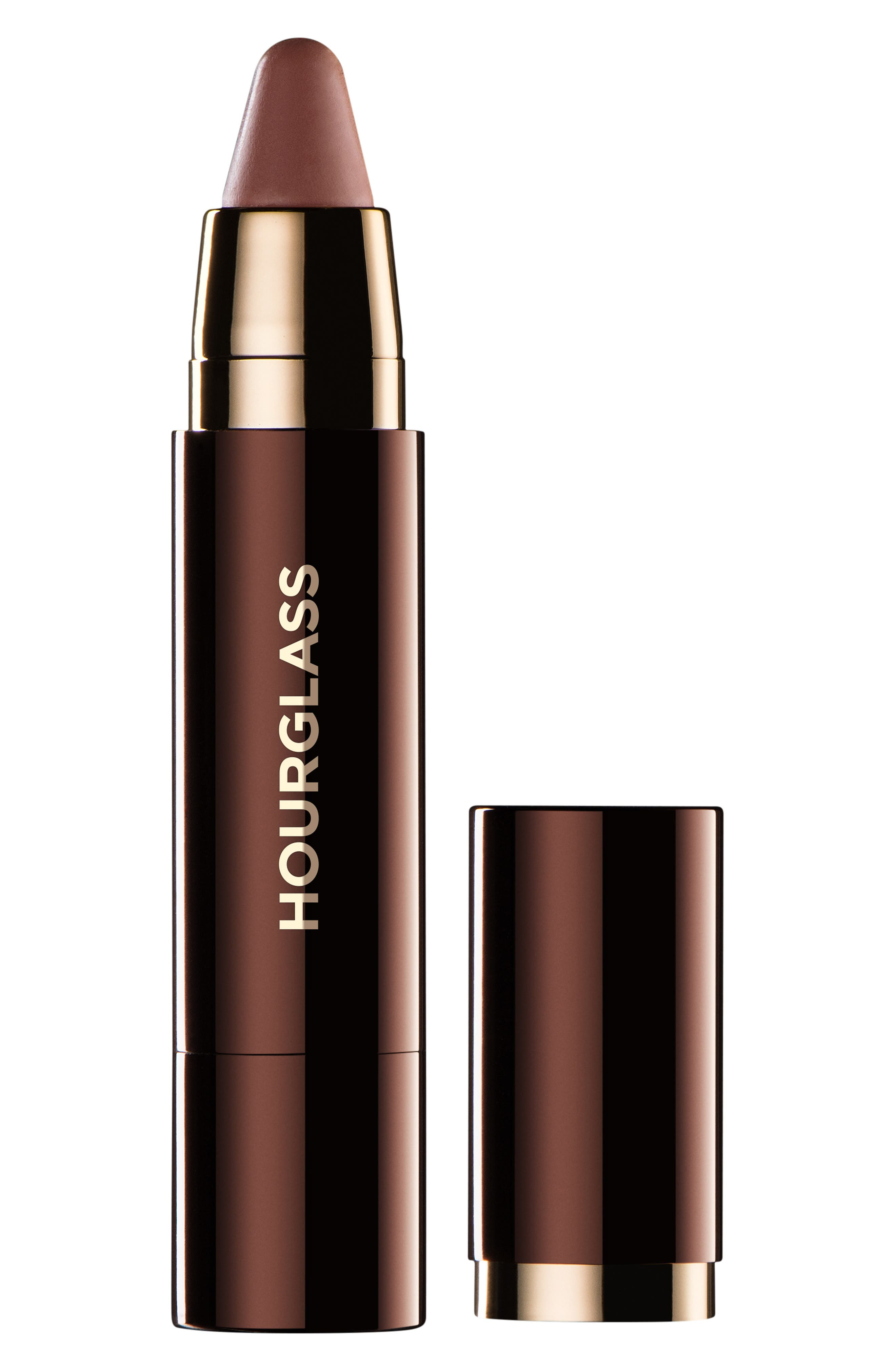HOURGLASS, Femme Nude Lip Stylo, Alternate thumbnail 2, color, NO. 6 NUDE