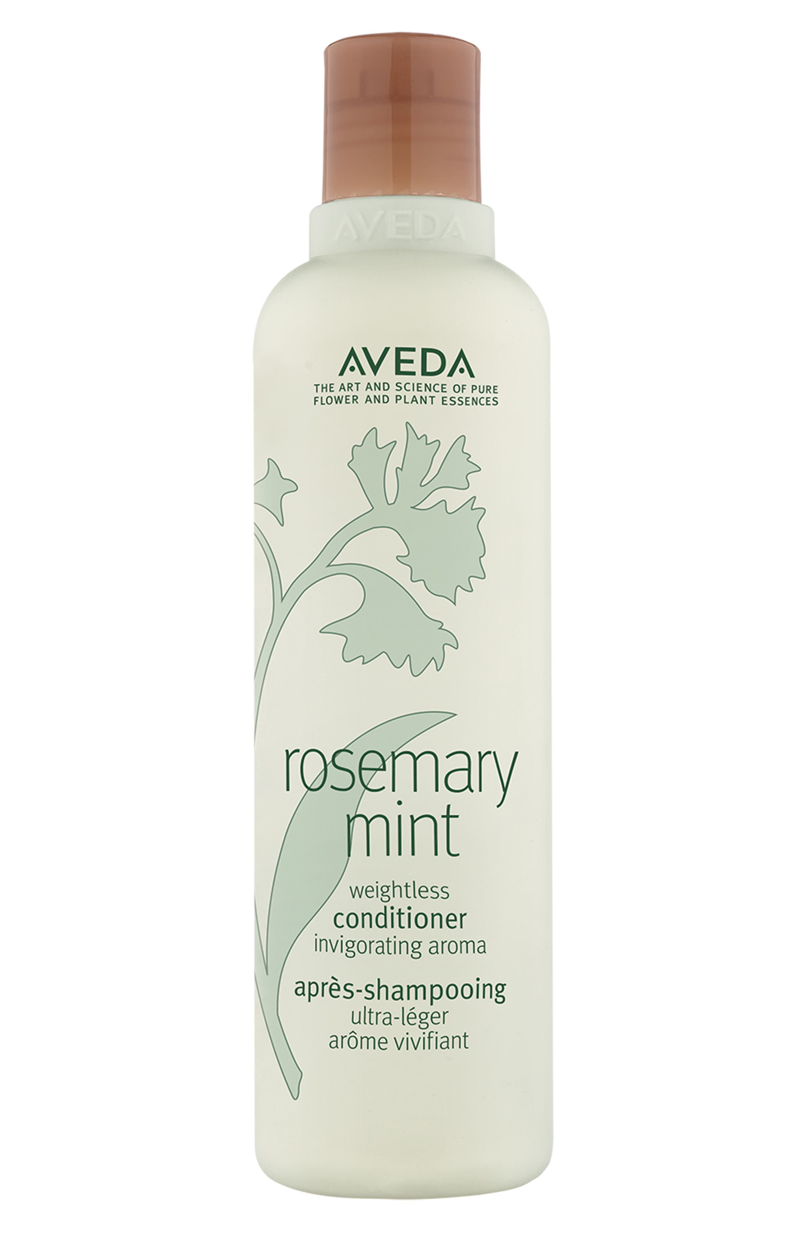 AVEDA, Rosemary Mint Weightless Conditioner, Main thumbnail 1, color, NO COLOR