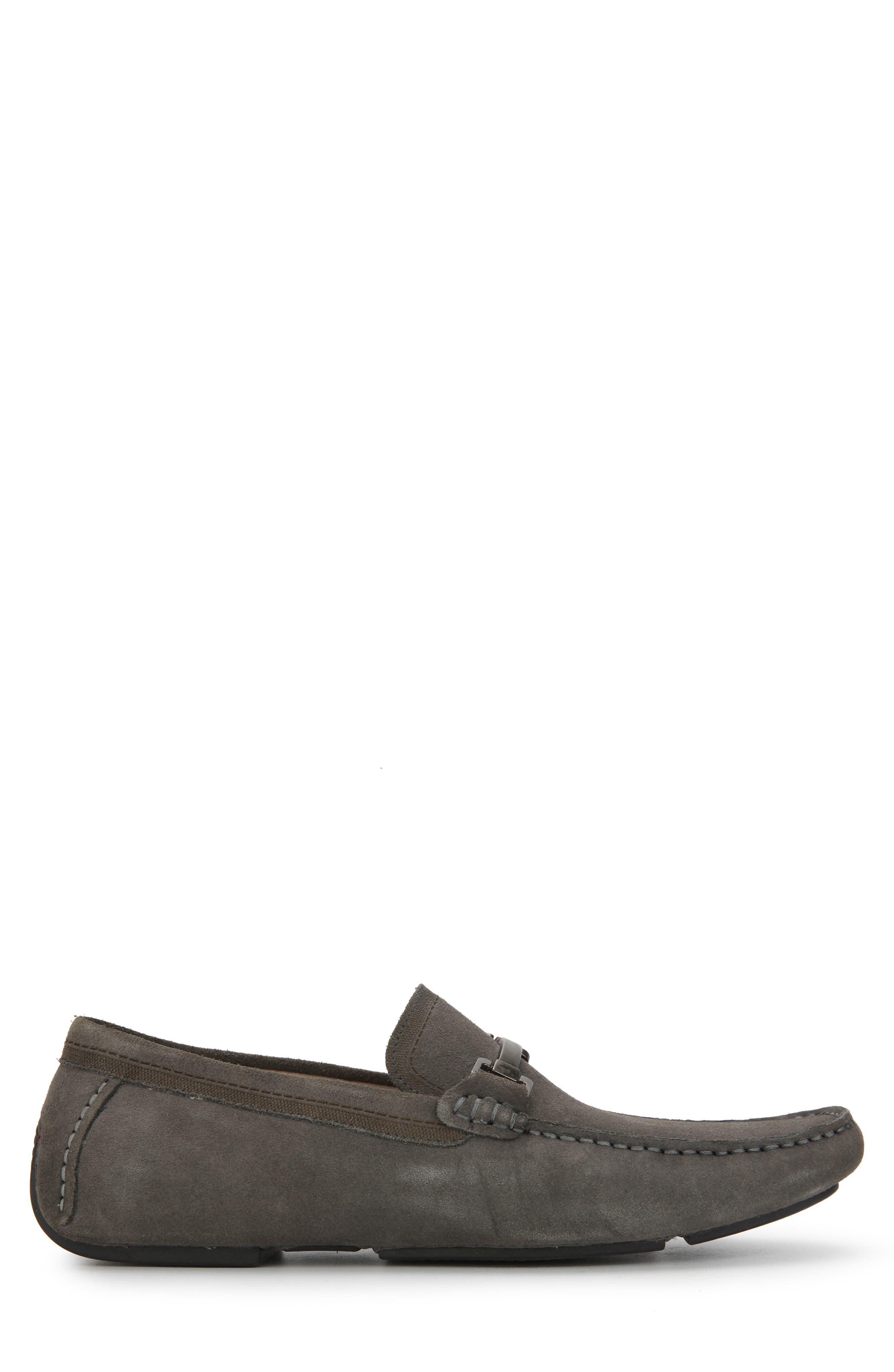 REACTION KENNETH COLE, Sound Driving Shoe, Alternate thumbnail 2, color, GREY