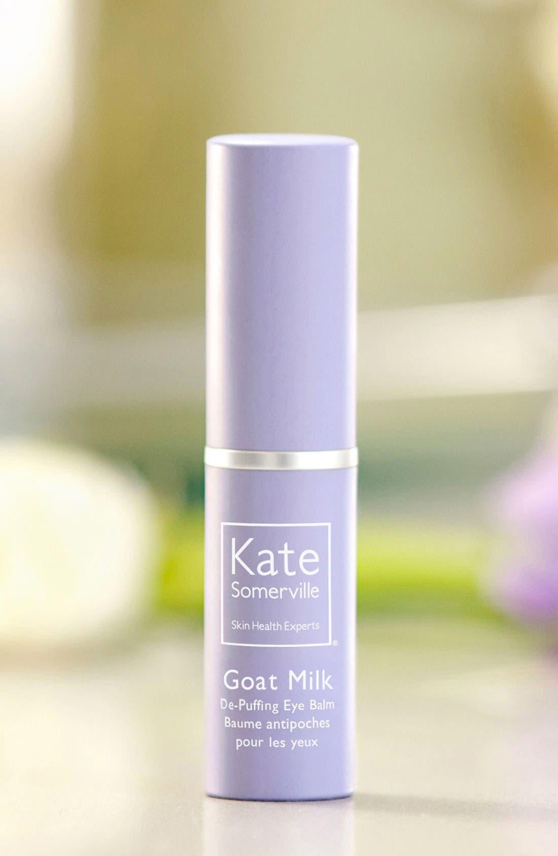 KATE SOMERVILLE<SUP>®</SUP>, Goat Milk De-Puffing Eye Balm, Alternate thumbnail 5, color, NO COLOR