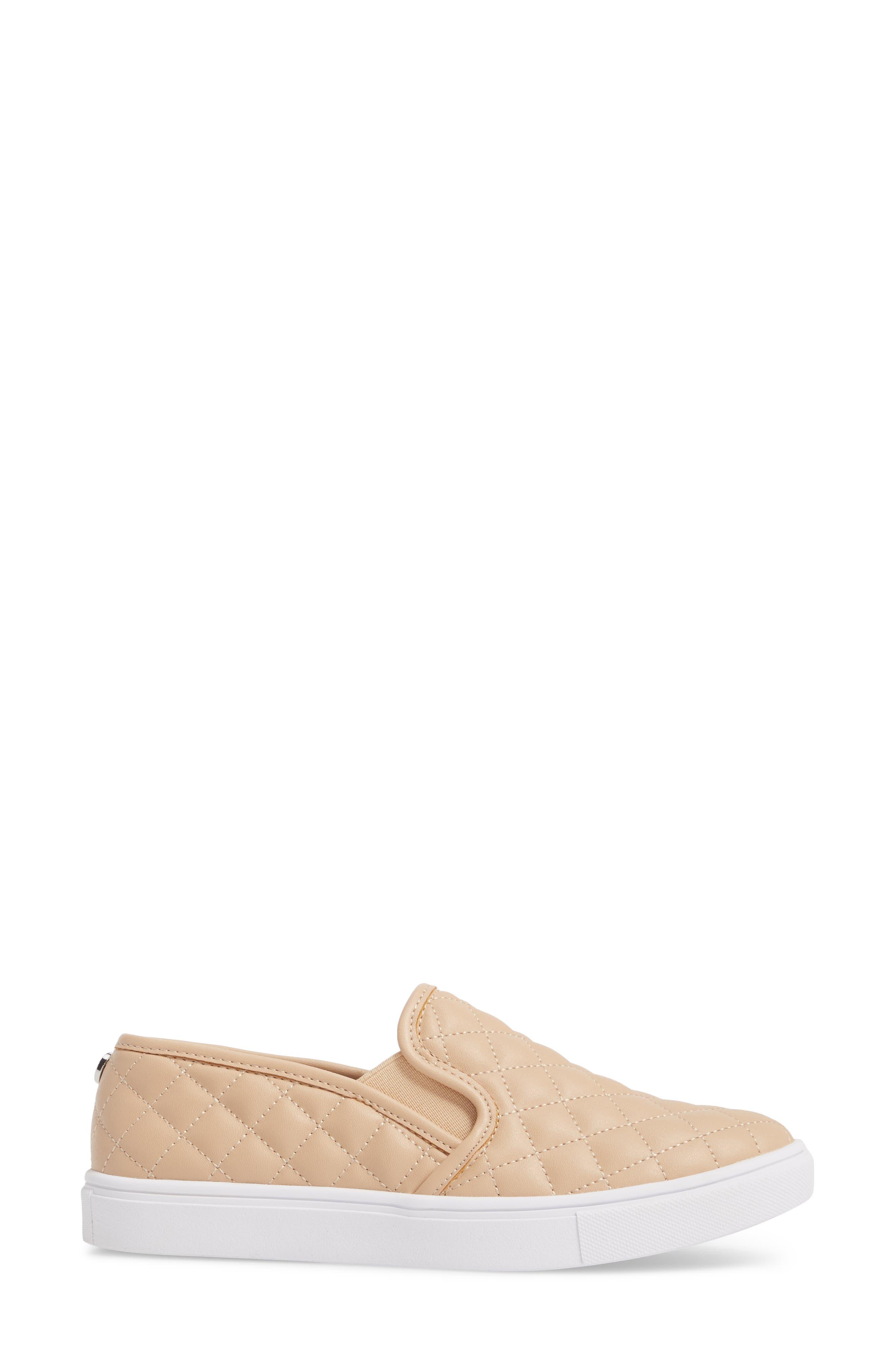 STEVE MADDEN, Ecentrcq Sneaker, Alternate thumbnail 3, color, 250