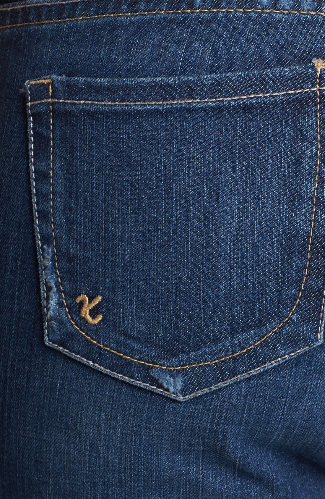 KUT FROM THE KLOTH, 'Mia' Skinny Jeans, Alternate thumbnail 6, color, 433