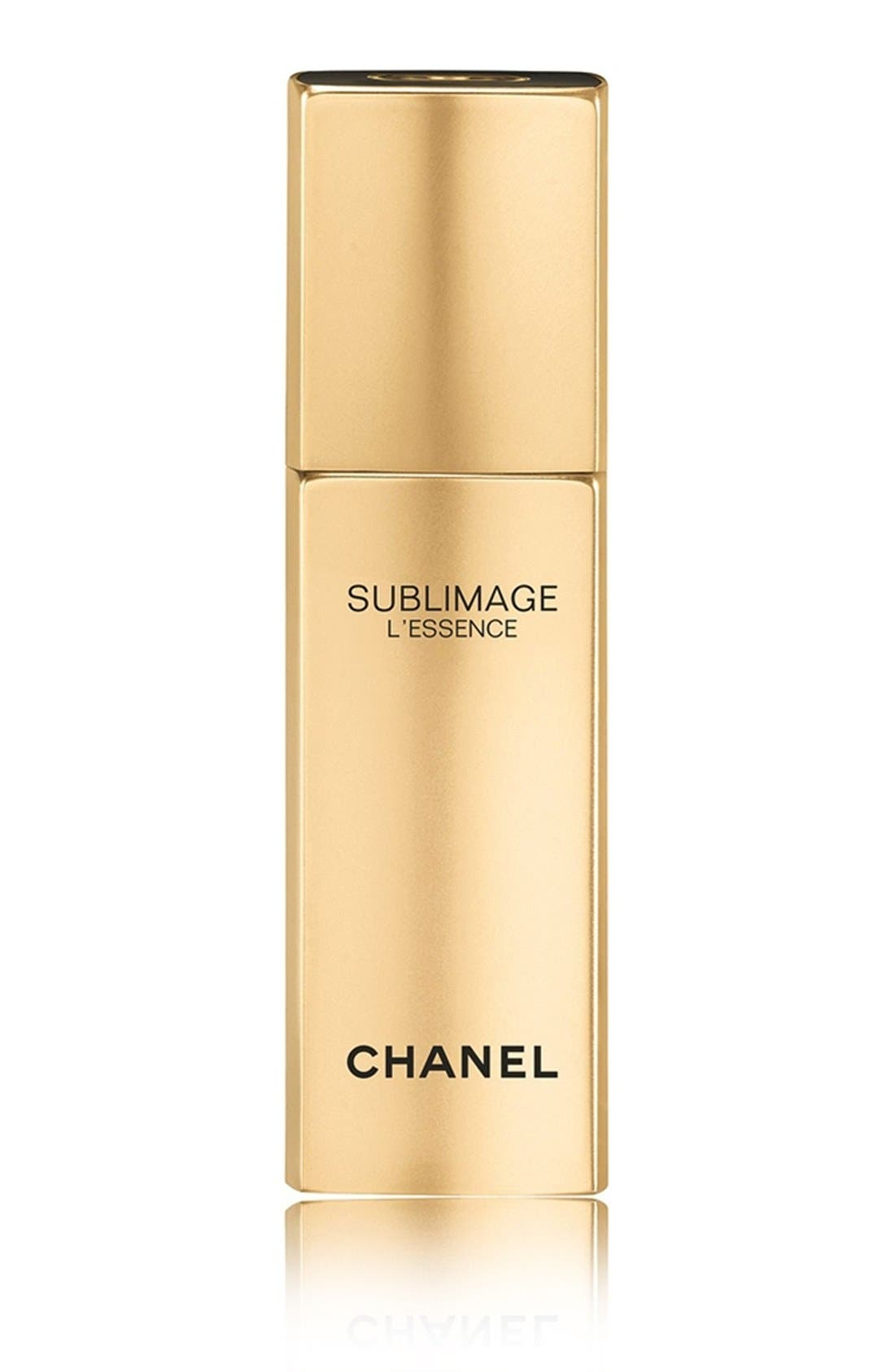 CHANEL SUBLIMAGE L'ESSENCE<br />Ultimate Revitalizing & Light-Activating Concentrate, Main, color, NO COLOR