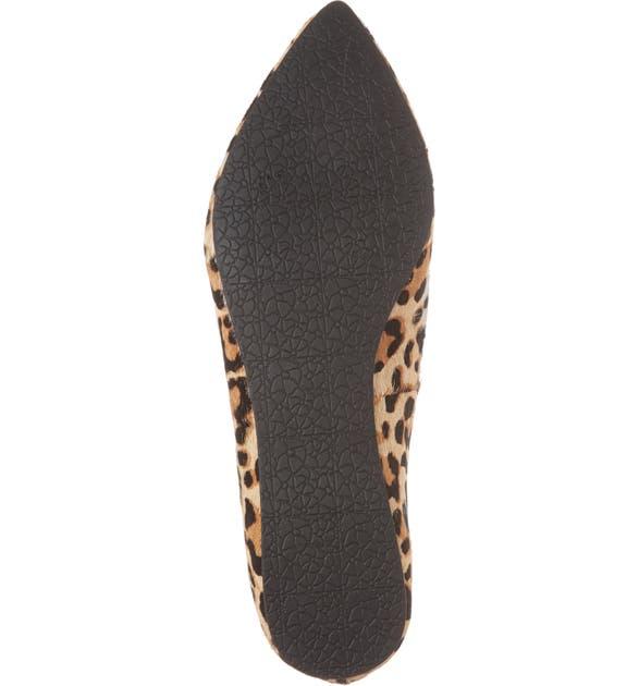 b222254b73e Steve Madden Feather-L Genuine Calf Hair Loafer Flat (Women)