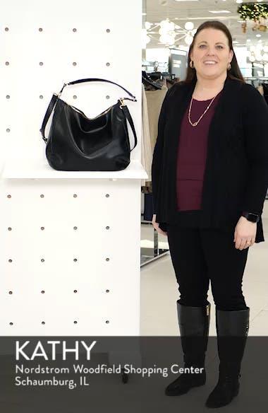 Marah Faux Leather Tote, sales video thumbnail