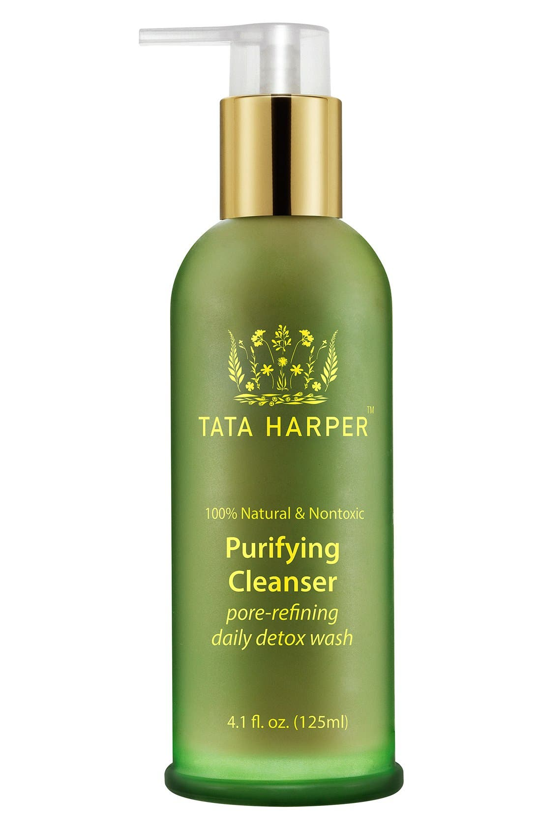 TATA HARPER SKINCARE, Purifying Cleanser, Alternate thumbnail 3, color, NO COLOR