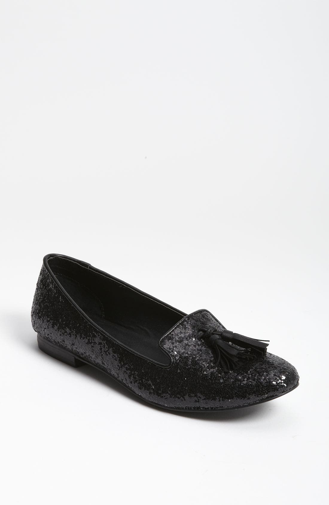 STEVE MADDEN 'Chaufur' Flat, Main, color, 001