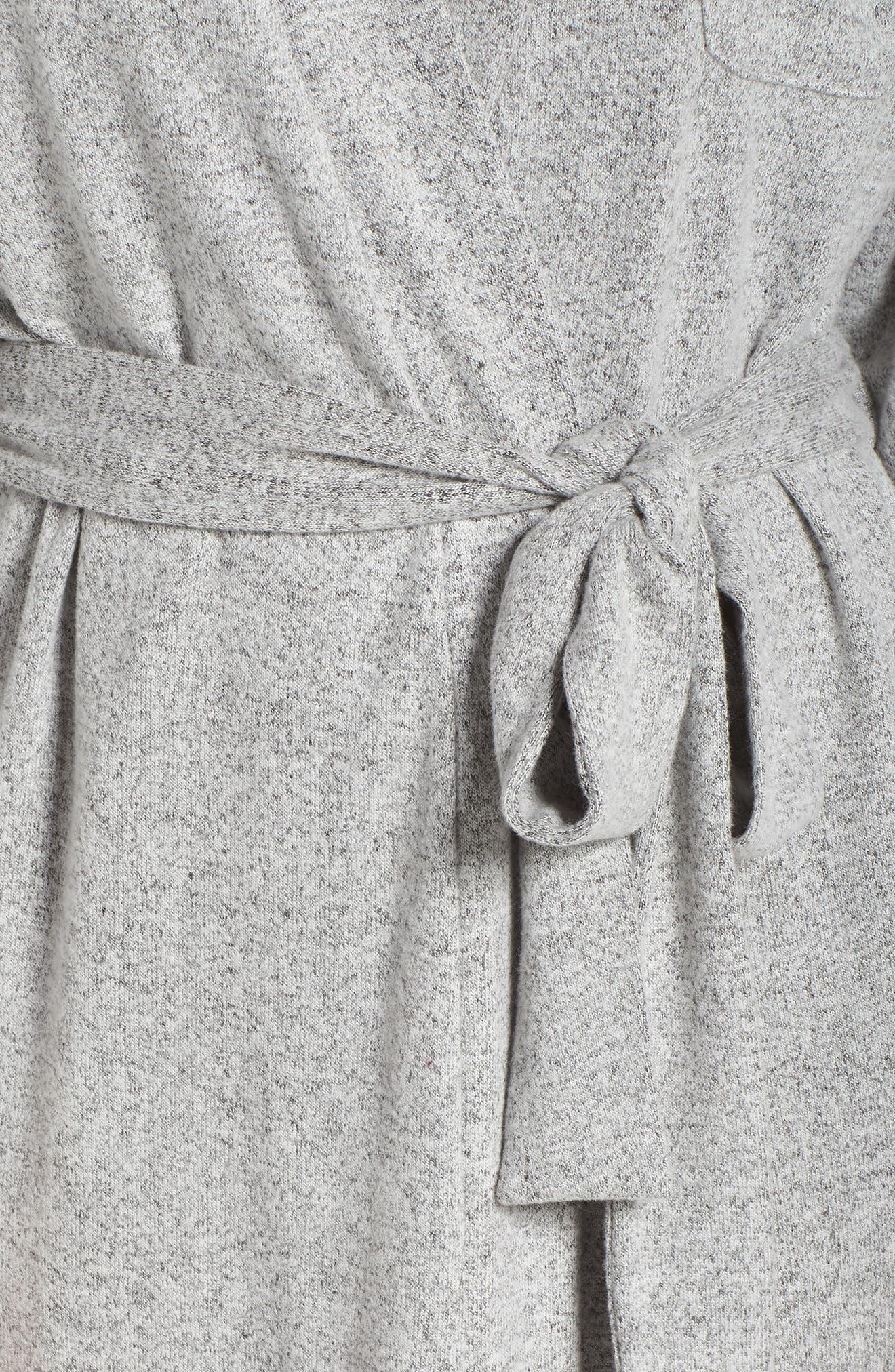 ED ELLEN DEGENERES, Dog Short Robe, Alternate thumbnail 5, color, 060