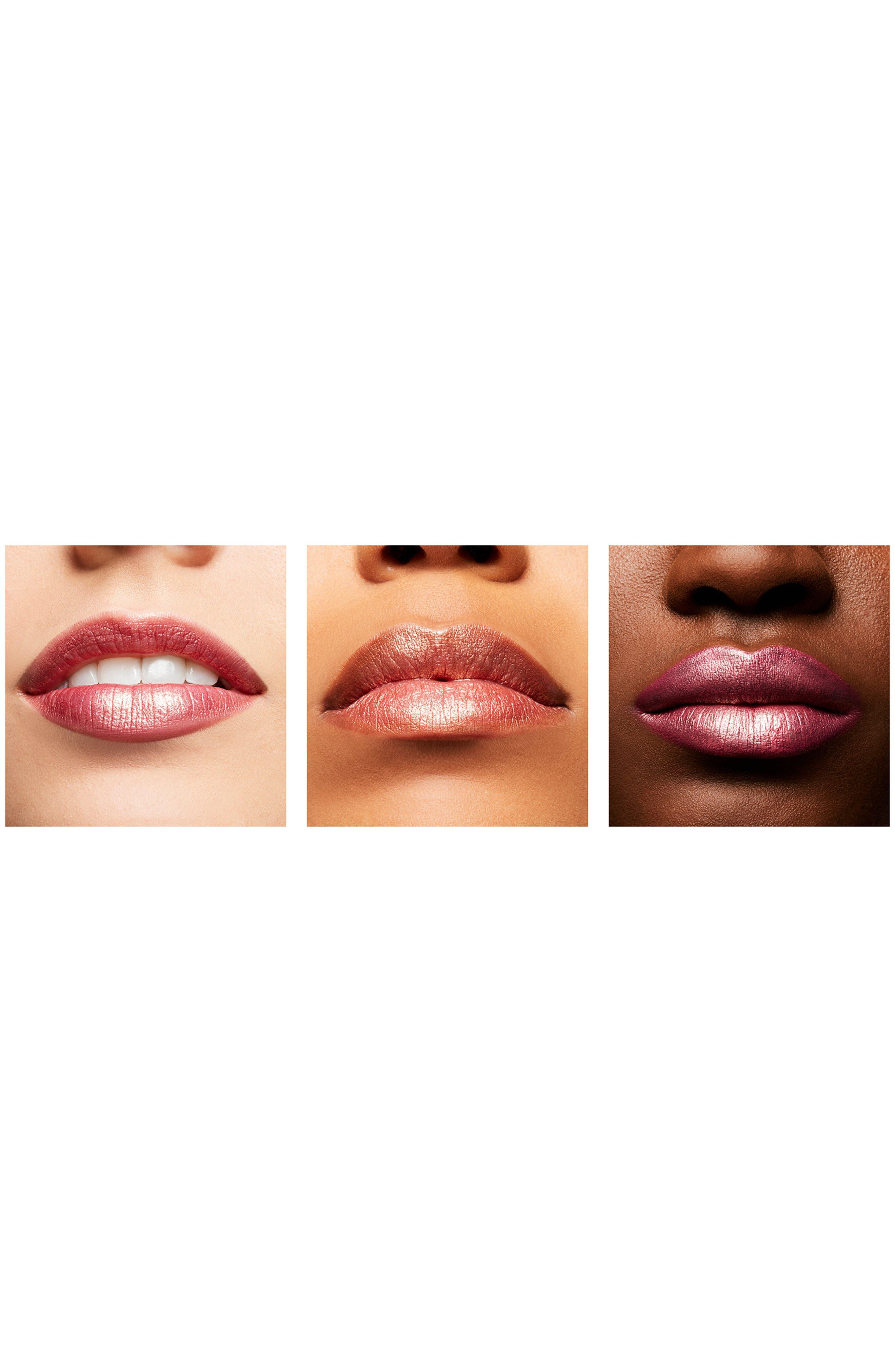 MAC COSMETICS, MAC Shiny Pretty Things Lipstick, Alternate thumbnail 2, color, 651