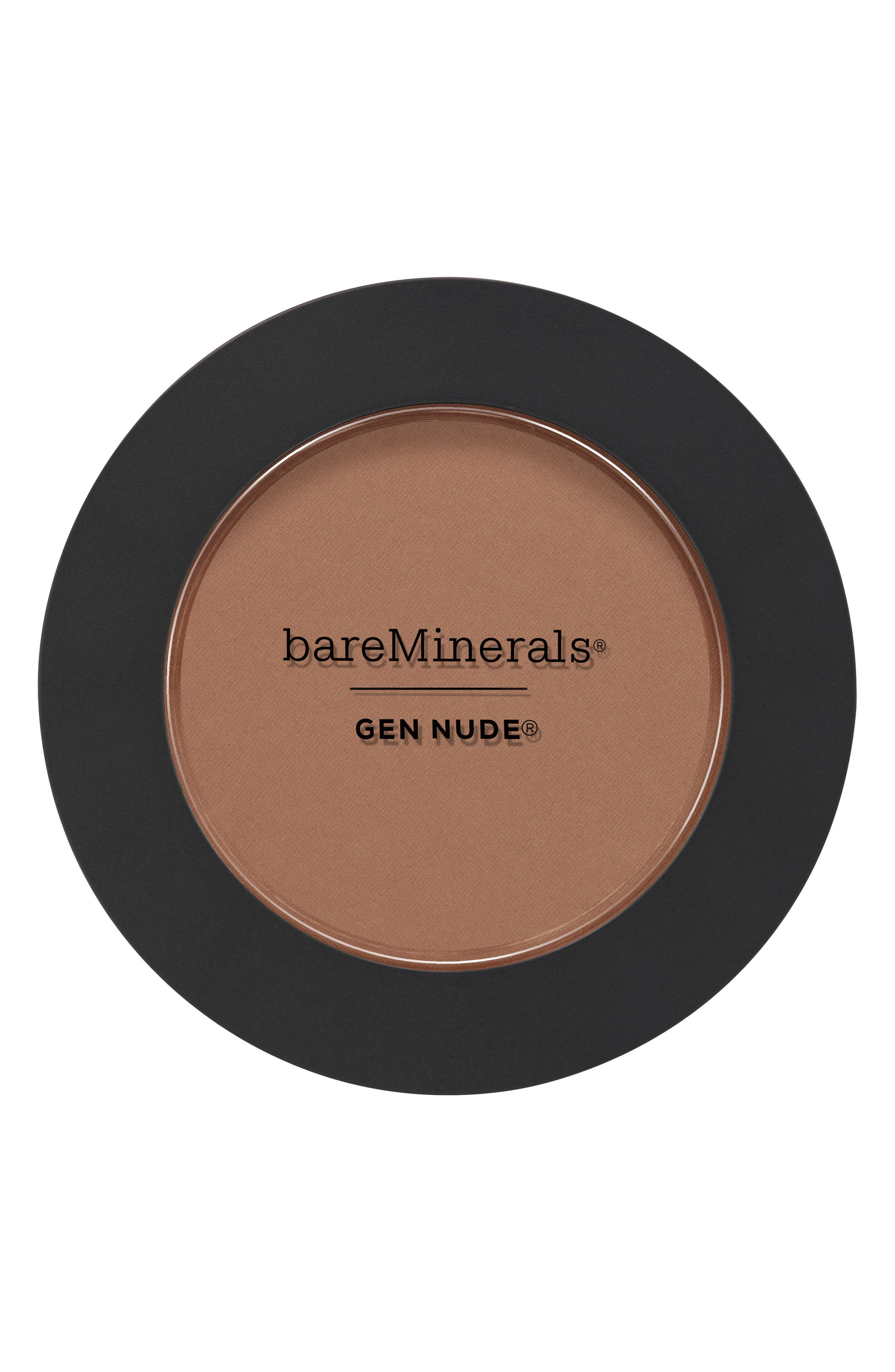 BAREMINERALS<SUP>®</SUP>, Gen Nude<sup>®</sup> Powder Blush, Alternate thumbnail 7, color, LETS GO NUDE