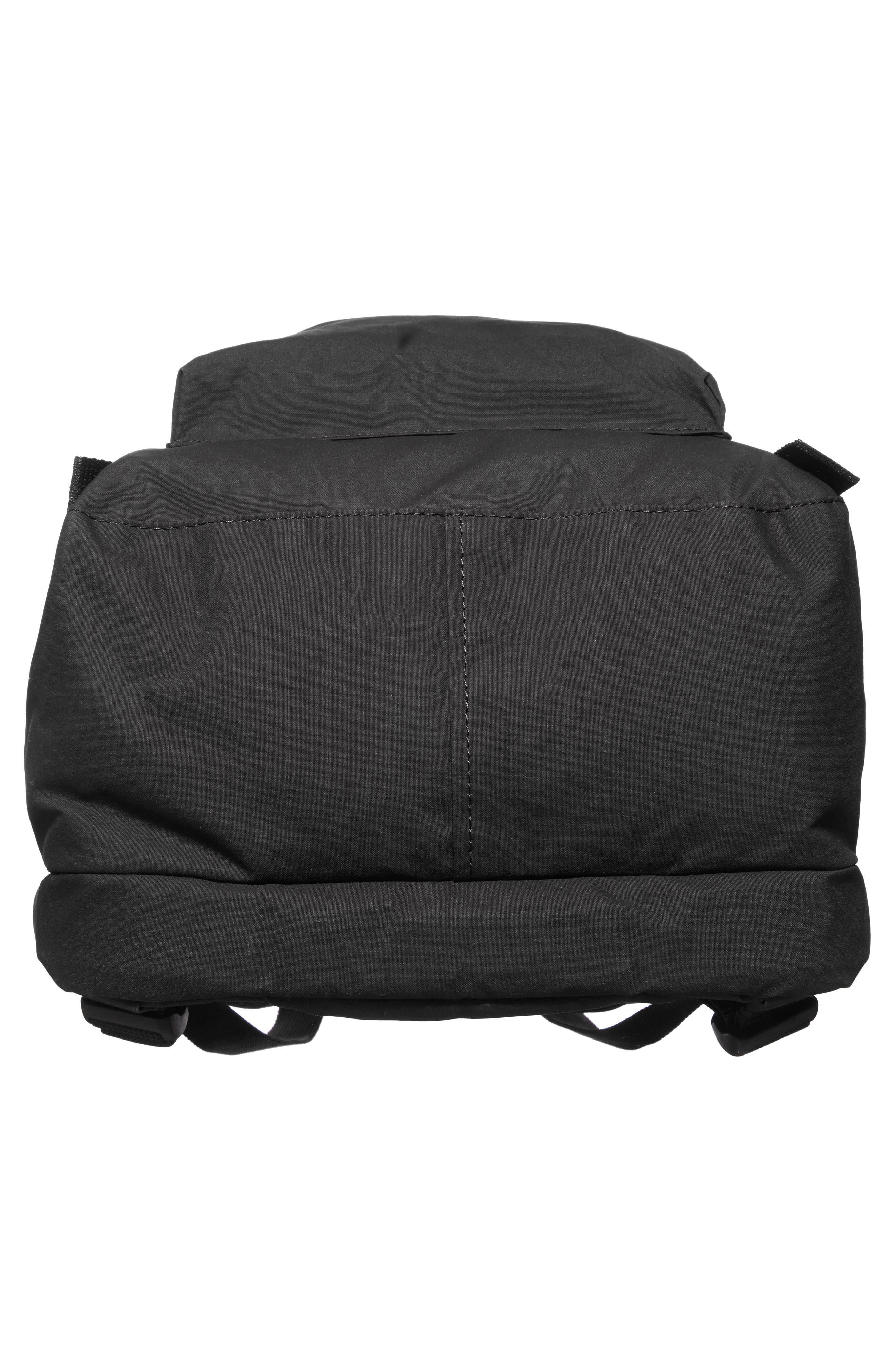 FJÄLLRÄVEN, 'Kånken' Laptop Backpack, Alternate thumbnail 5, color, BLACK