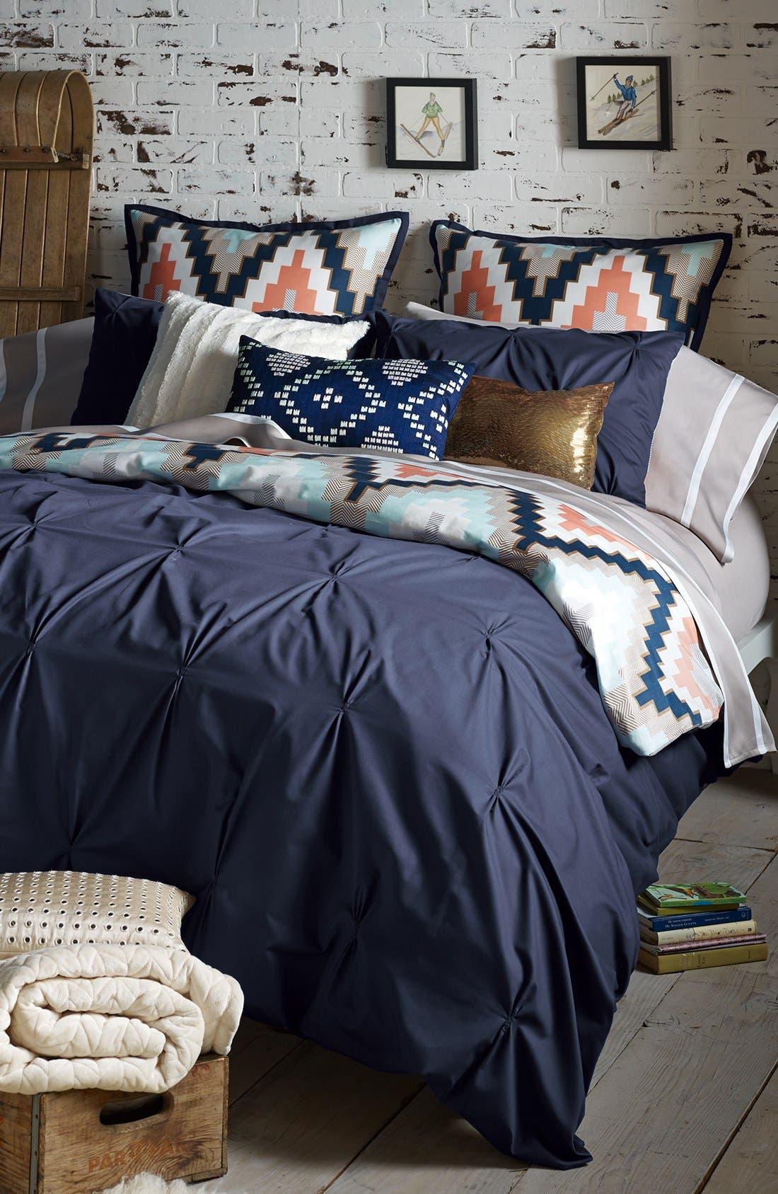 BLISSLIVING HOME Harper Reversible Duvet Cover & Sham Set, Main, color, 410