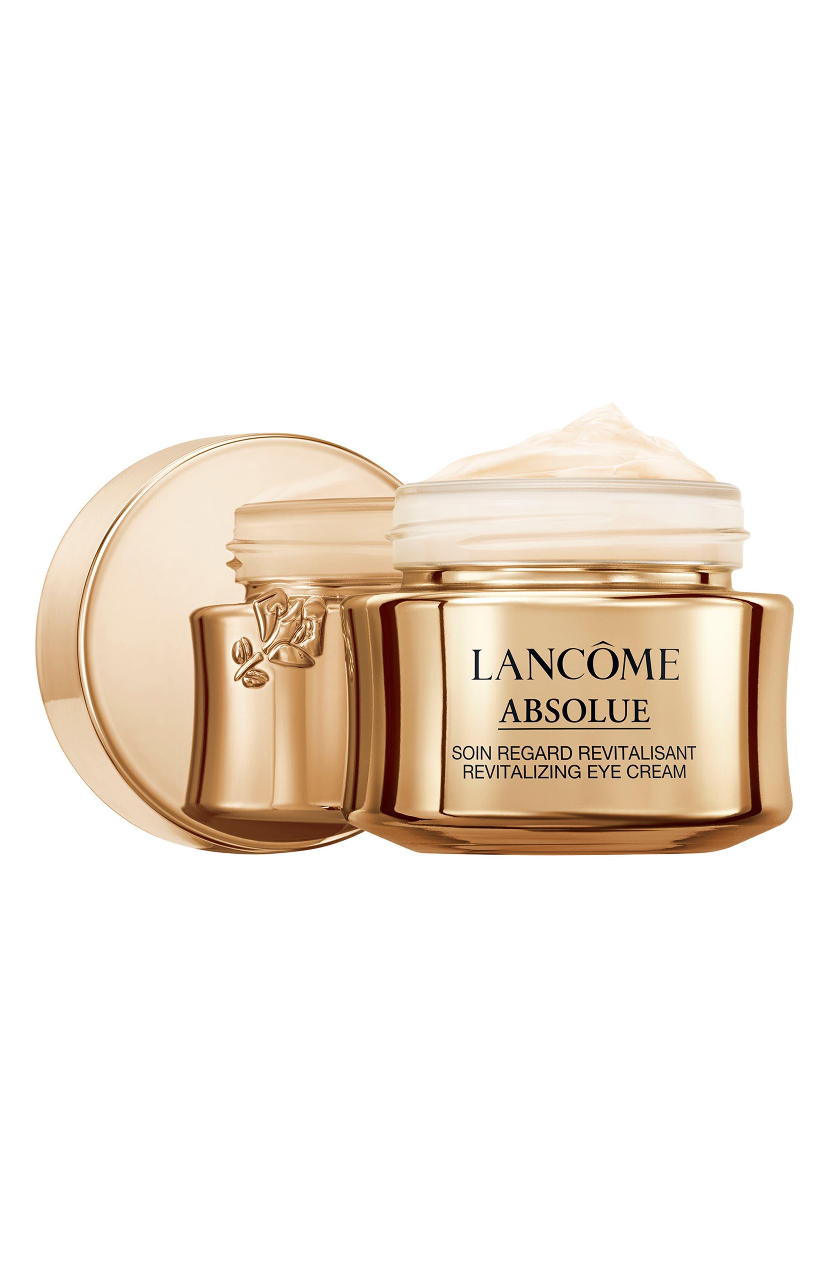LANCÔME Absolue Revitalizing Eye Cream, Main, color, NO COLOR
