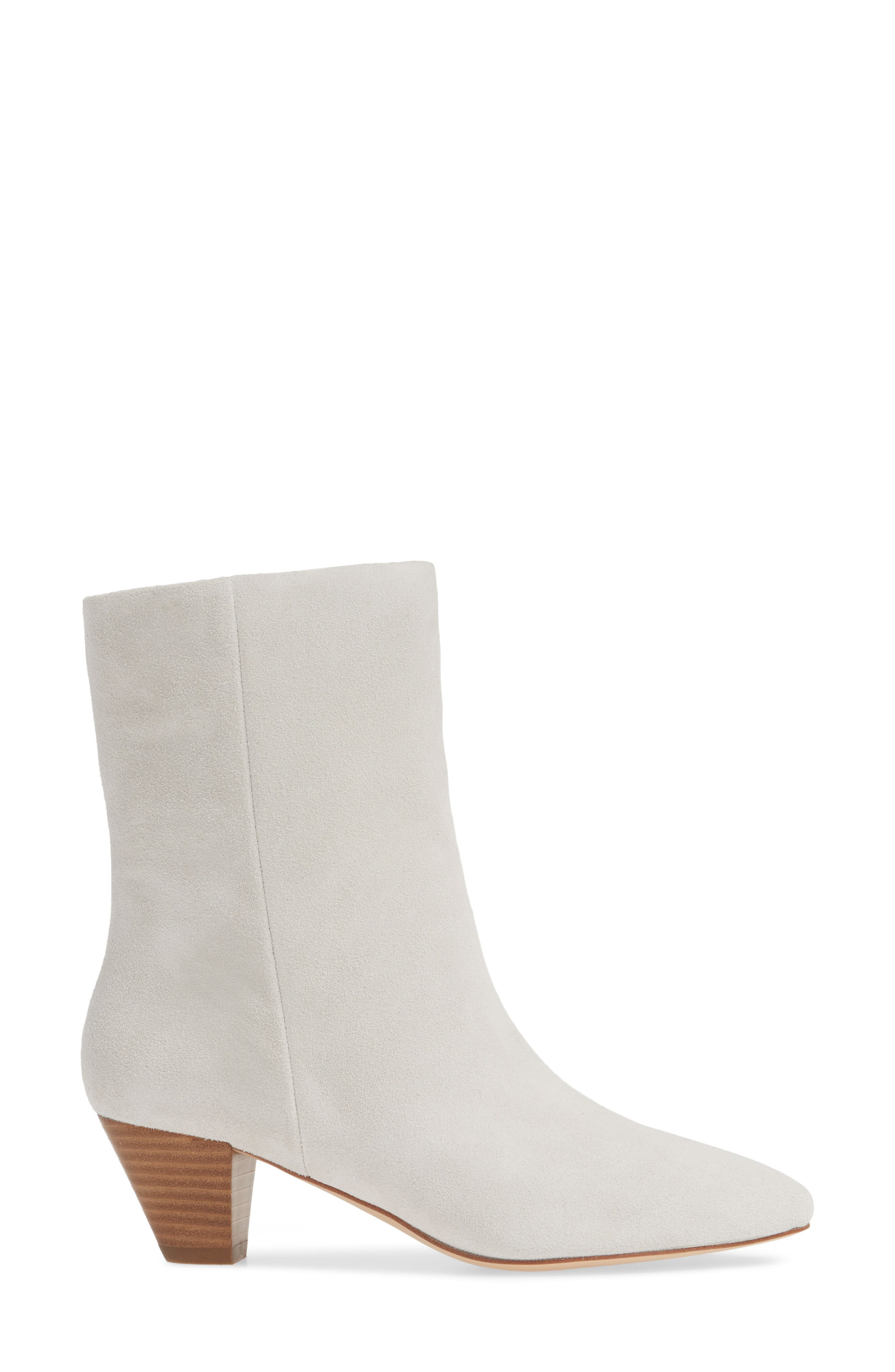 SOMETHING NAVY, Milo Boot, Alternate thumbnail 3, color, LIGHT GREY SUEDE