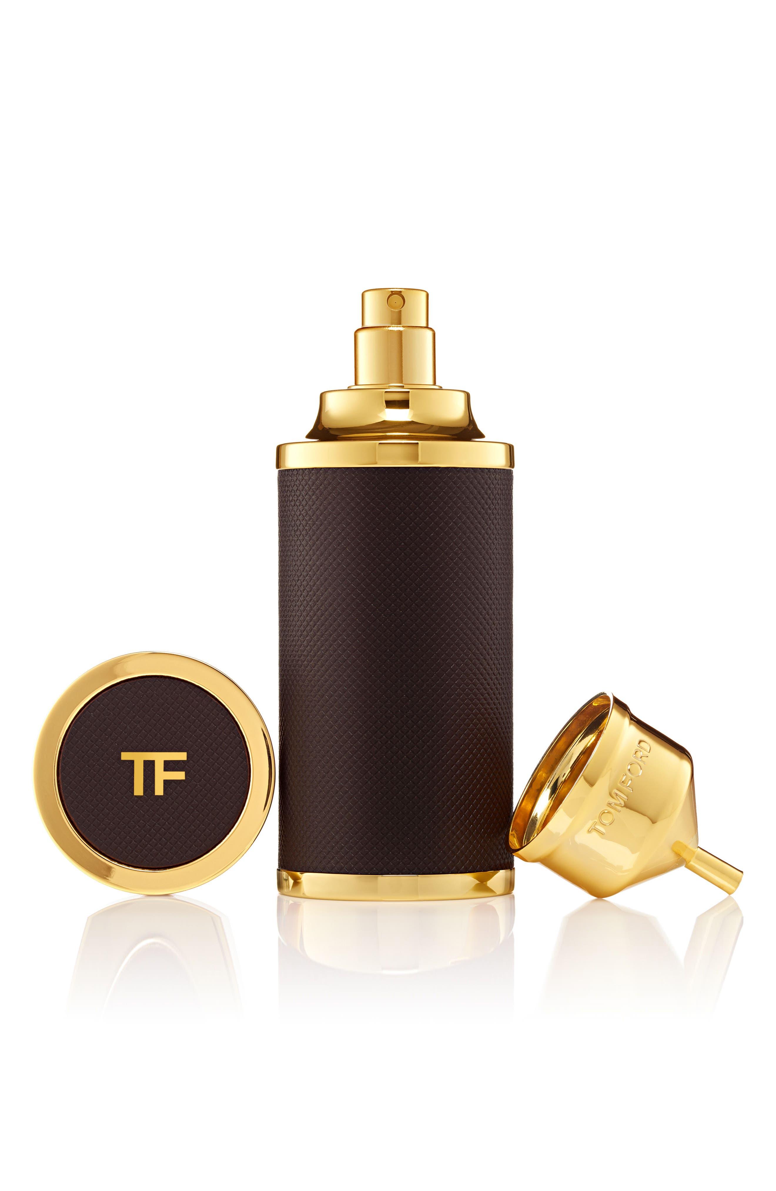 TOM FORD Private Blend Tuscan Leather Eau de Parfum Decanter, Main, color, NO COLOR