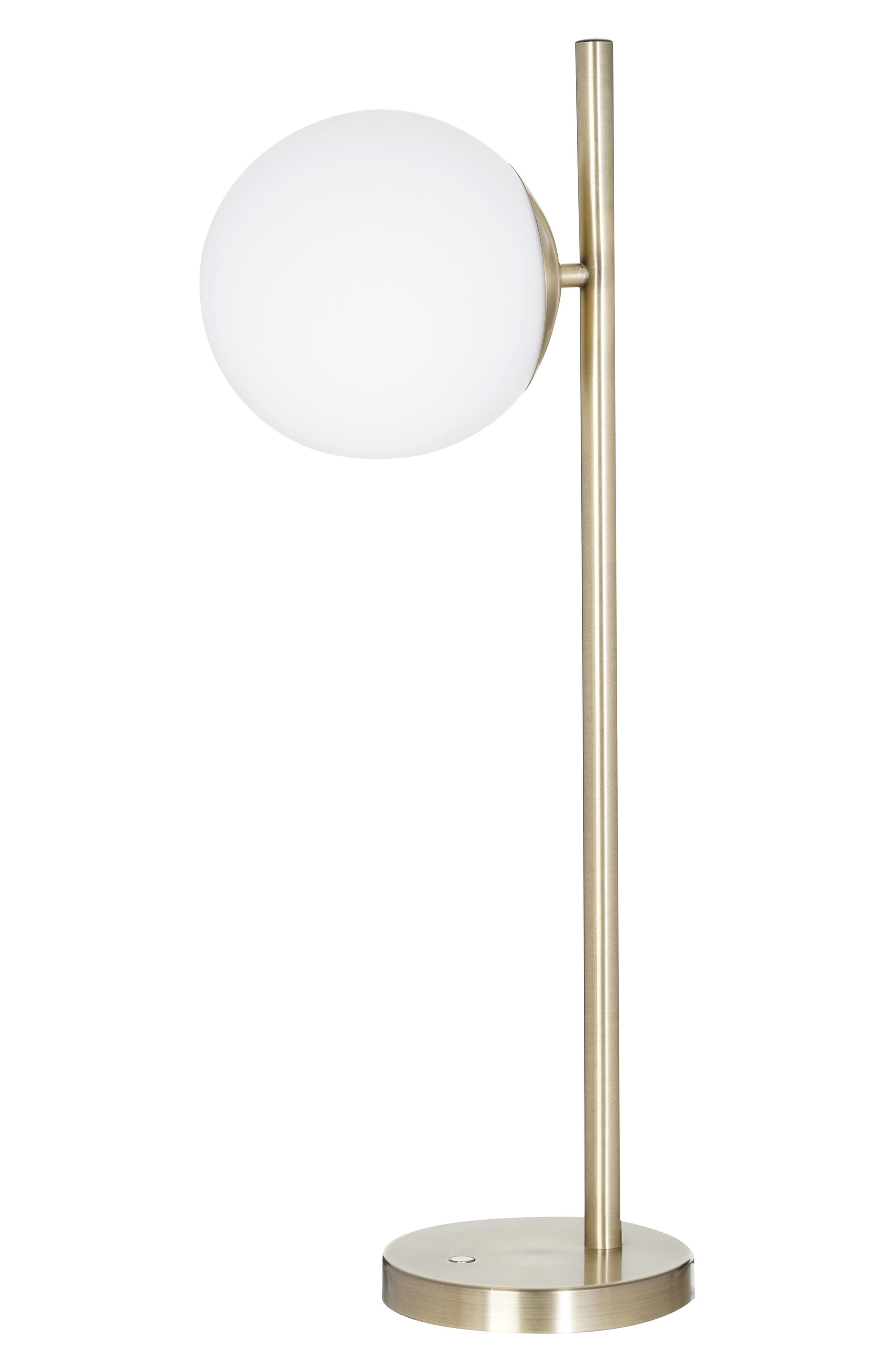 Jalexander Lighting Anderson Table Lamp Size One Size  Metallic