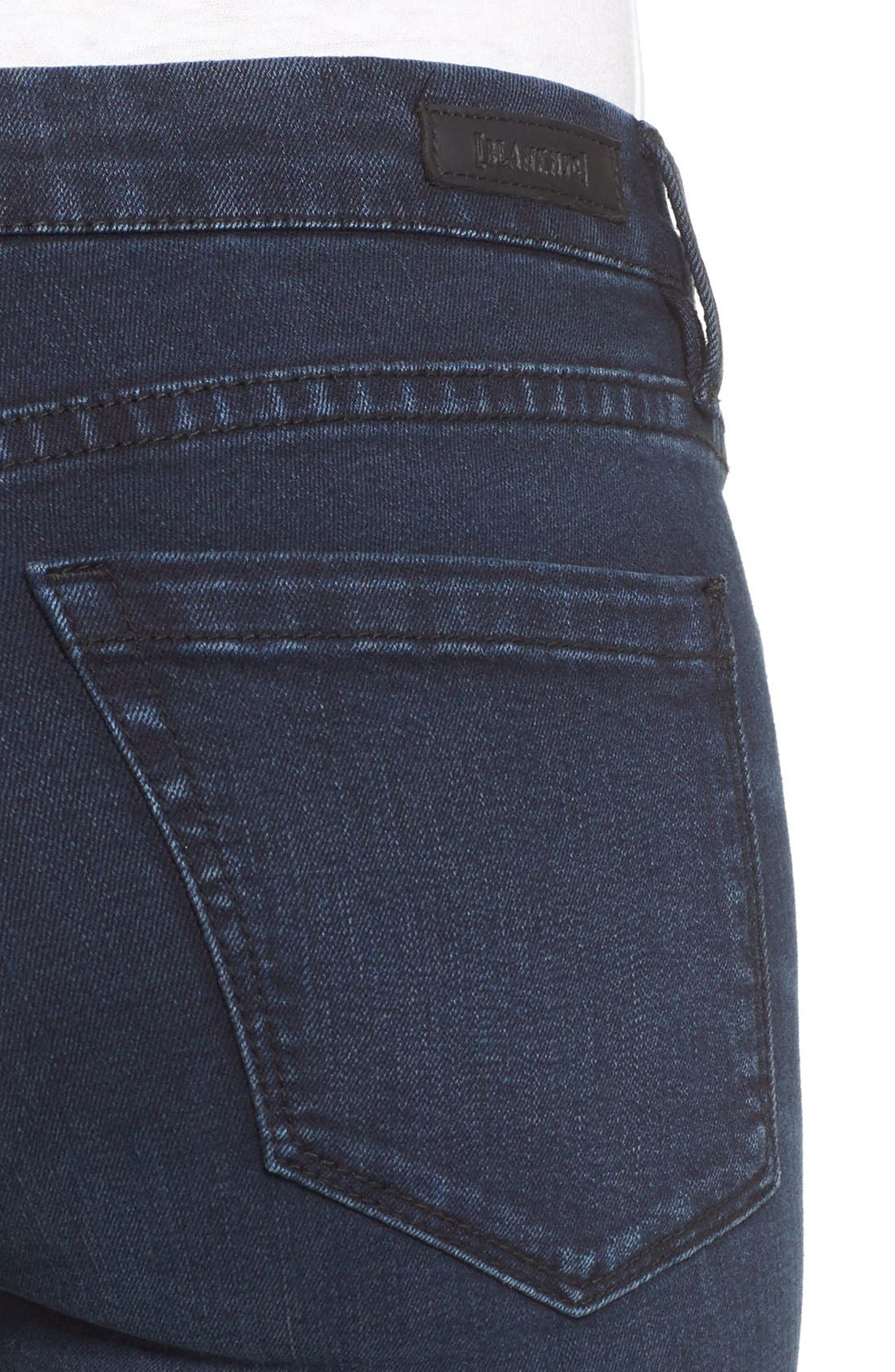 BLANKNYC, Skinny Jeans, Alternate thumbnail 2, color, 400