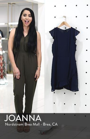 Swiss Dot Ruffle Dress, sales video thumbnail