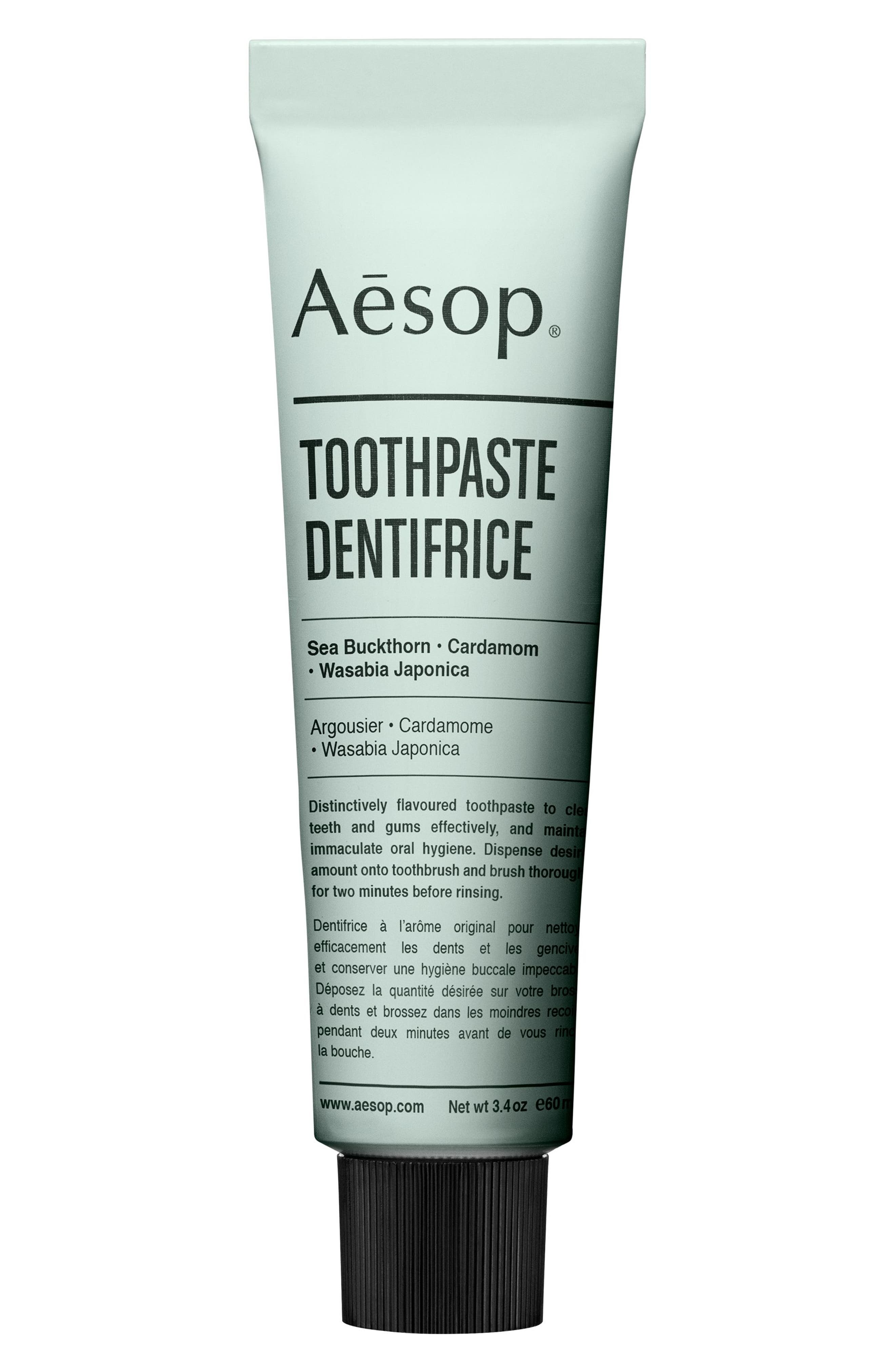 AESOP, Toothpaste, Alternate thumbnail 2, color, NO COLOR
