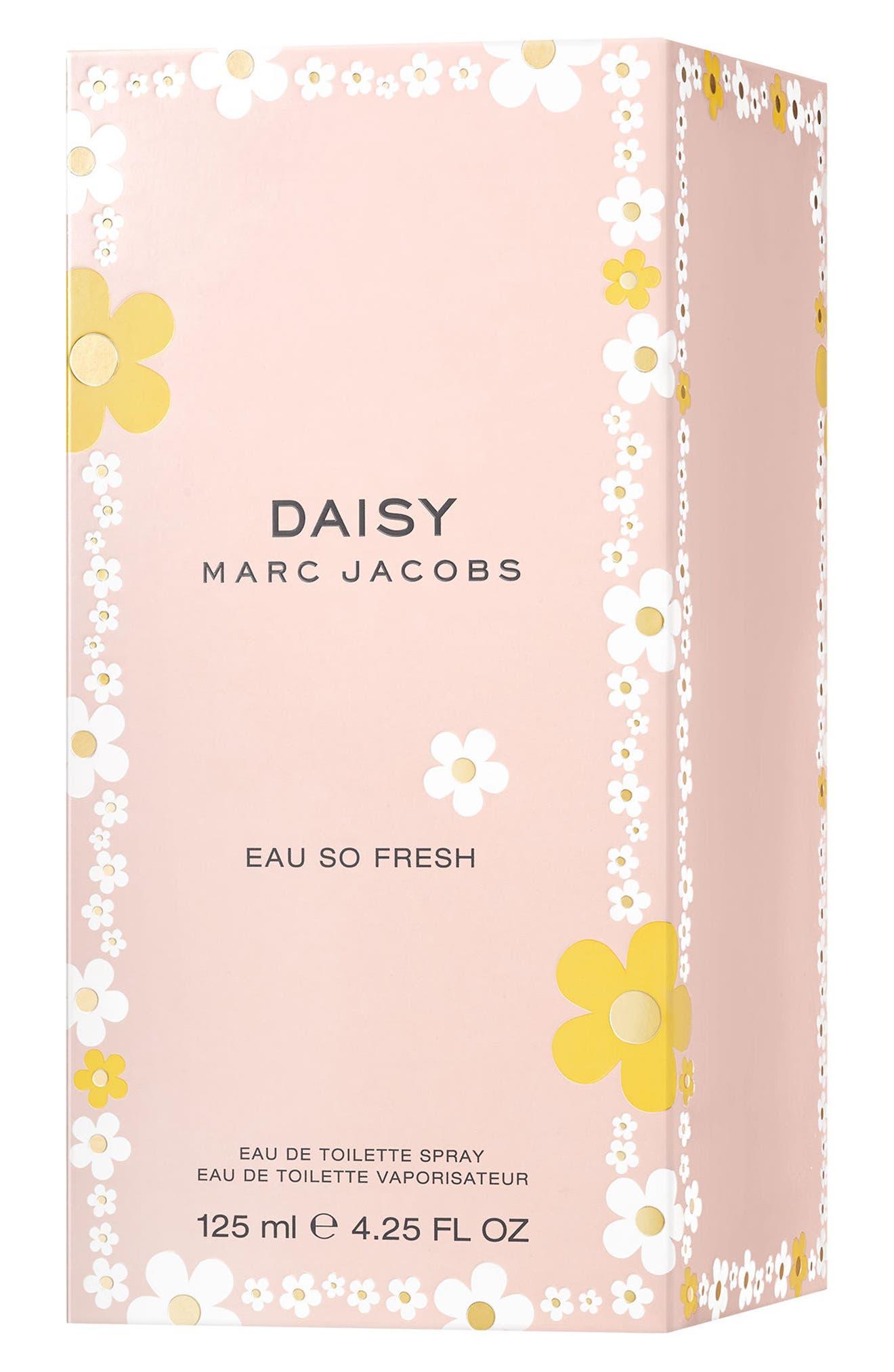 MARC JACOBS, Daisy Eau So Fresh Eau de Toilette, Alternate thumbnail 4, color, NO COLOR