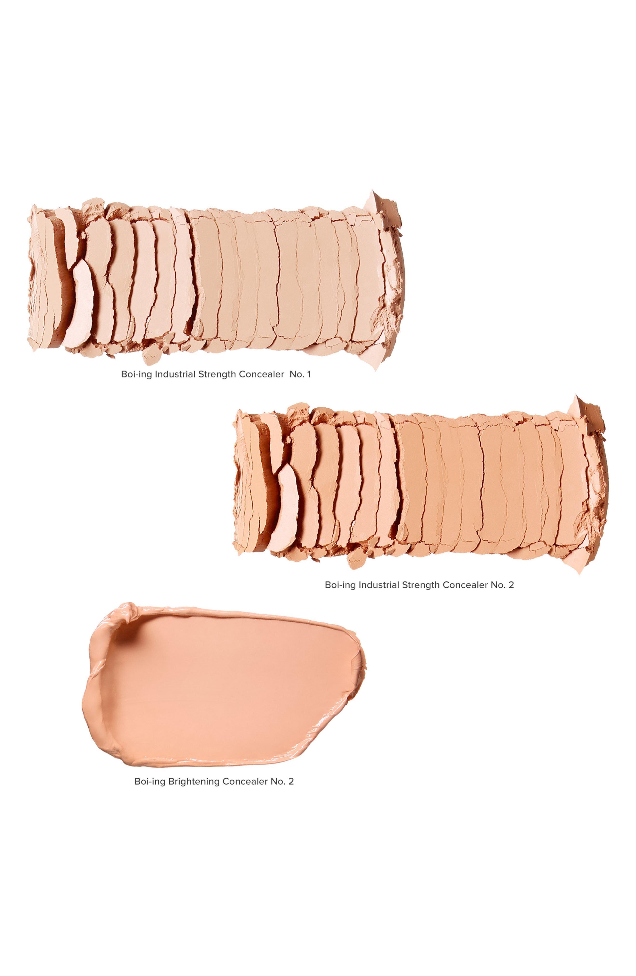 BENEFIT COSMETICS, Benefit Spring Fling Concealer Palette, Alternate thumbnail 2, color, NO COLOR