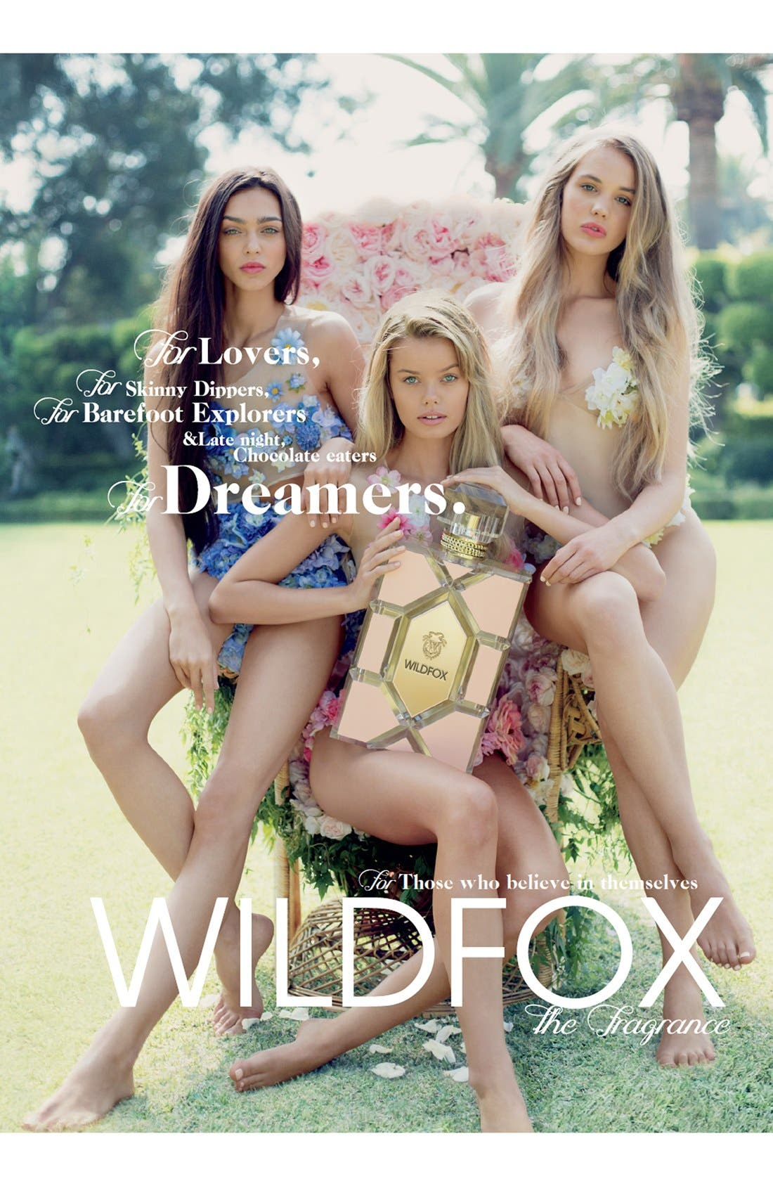 WILDFOX, Eau de Parfum Rollerball, Alternate thumbnail 2, color, NO COLOR