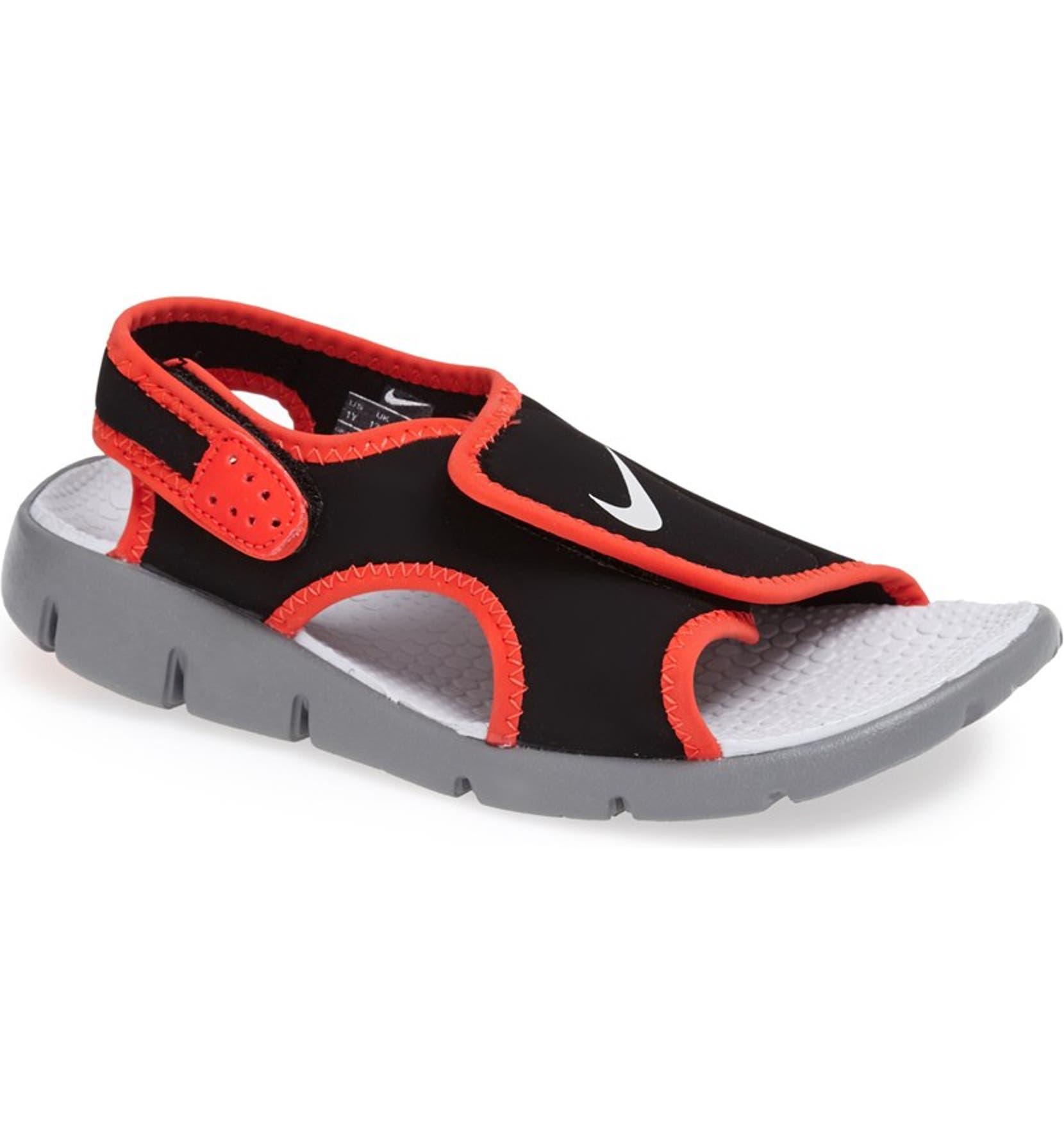 c308ec87fa Nike 'Sunray Adjust 4' Sandal (Toddler & Little Kid) | Nordstrom