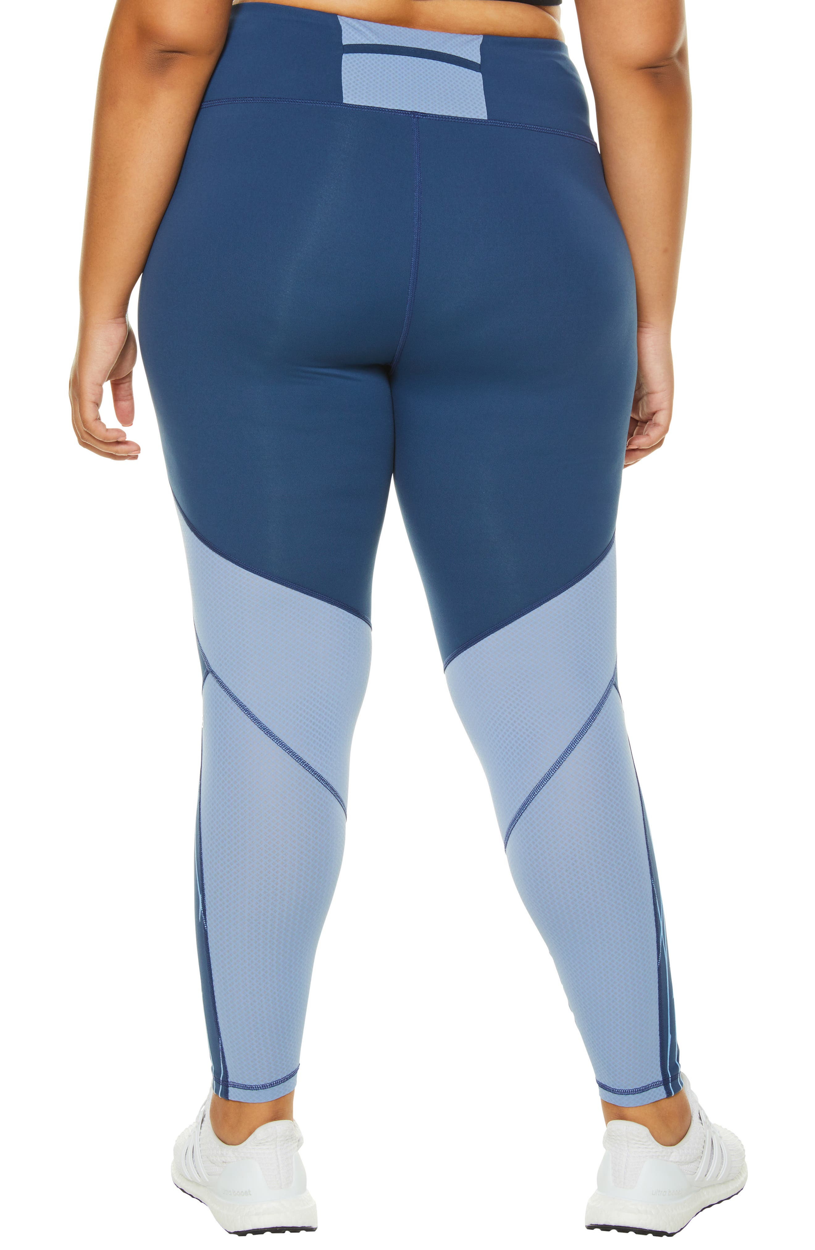 SHAPE ACTIVEWEAR, Stealth Leggings, Alternate thumbnail 2, color, INSIGNIA
