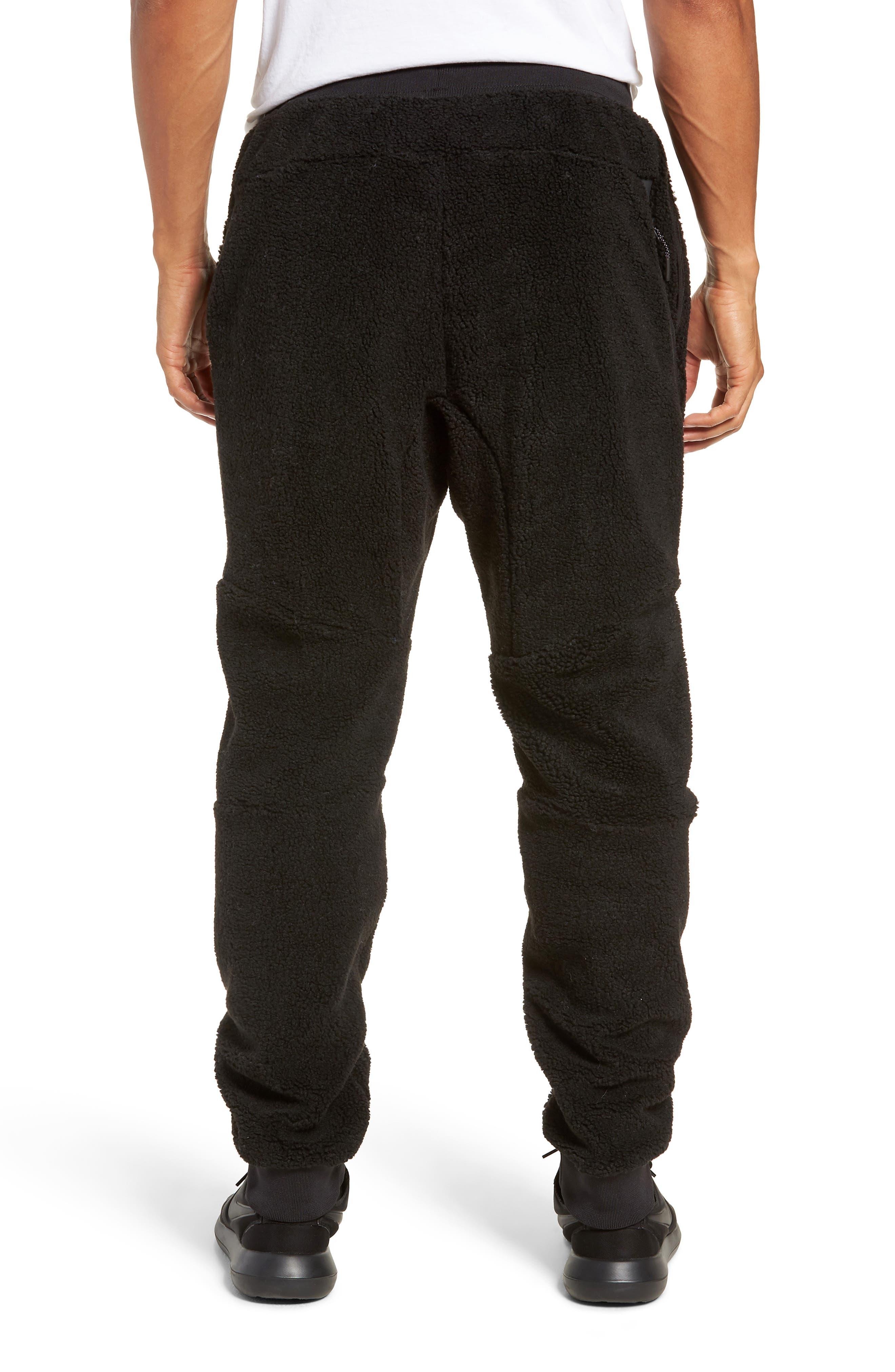 NIKE, Sportswear Tech Fleece Icon Jogger Pants, Alternate thumbnail 2, color, 010