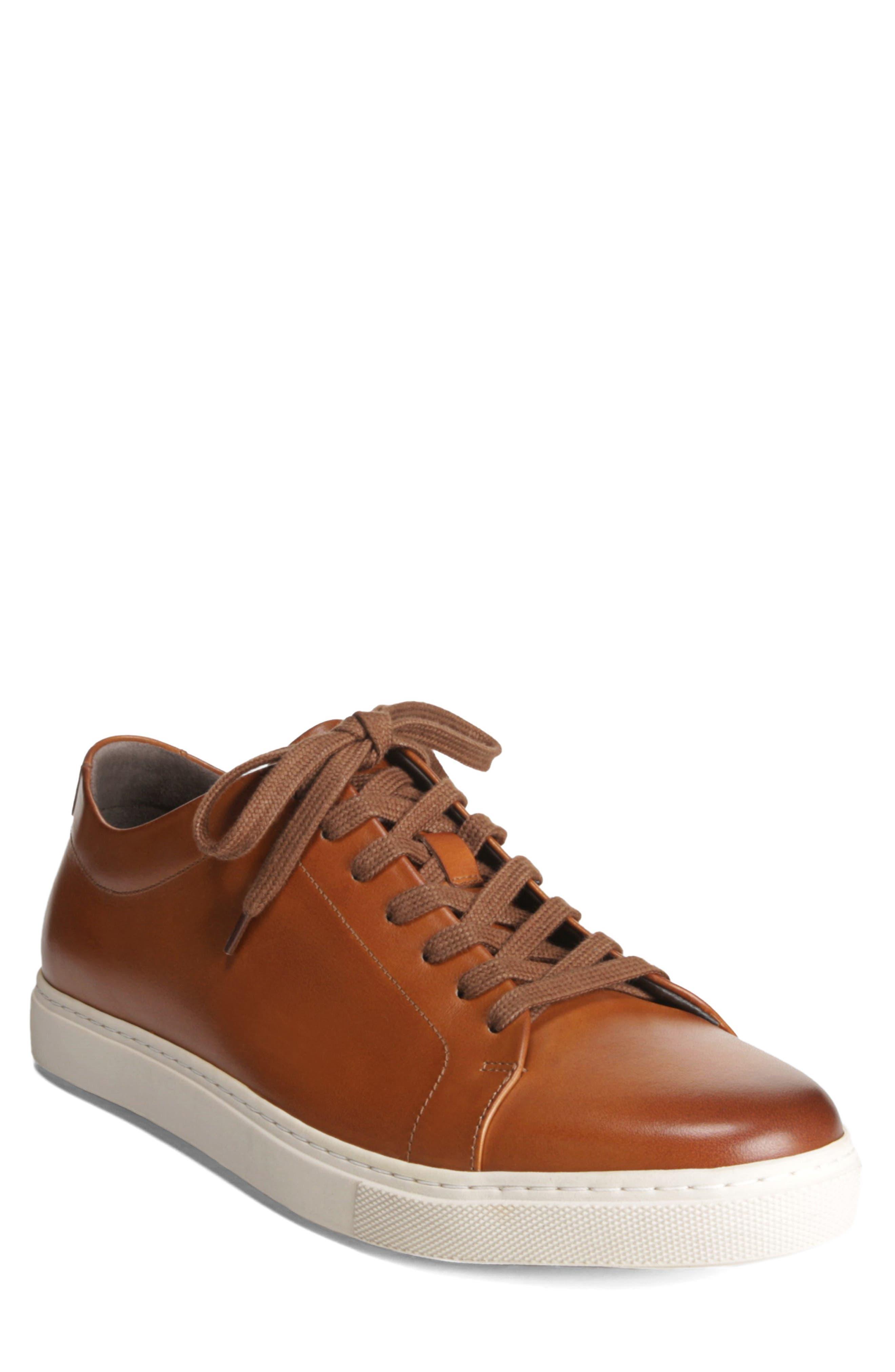 ALLEN EDMONDS Canal Court Sneaker, Main, color, 212
