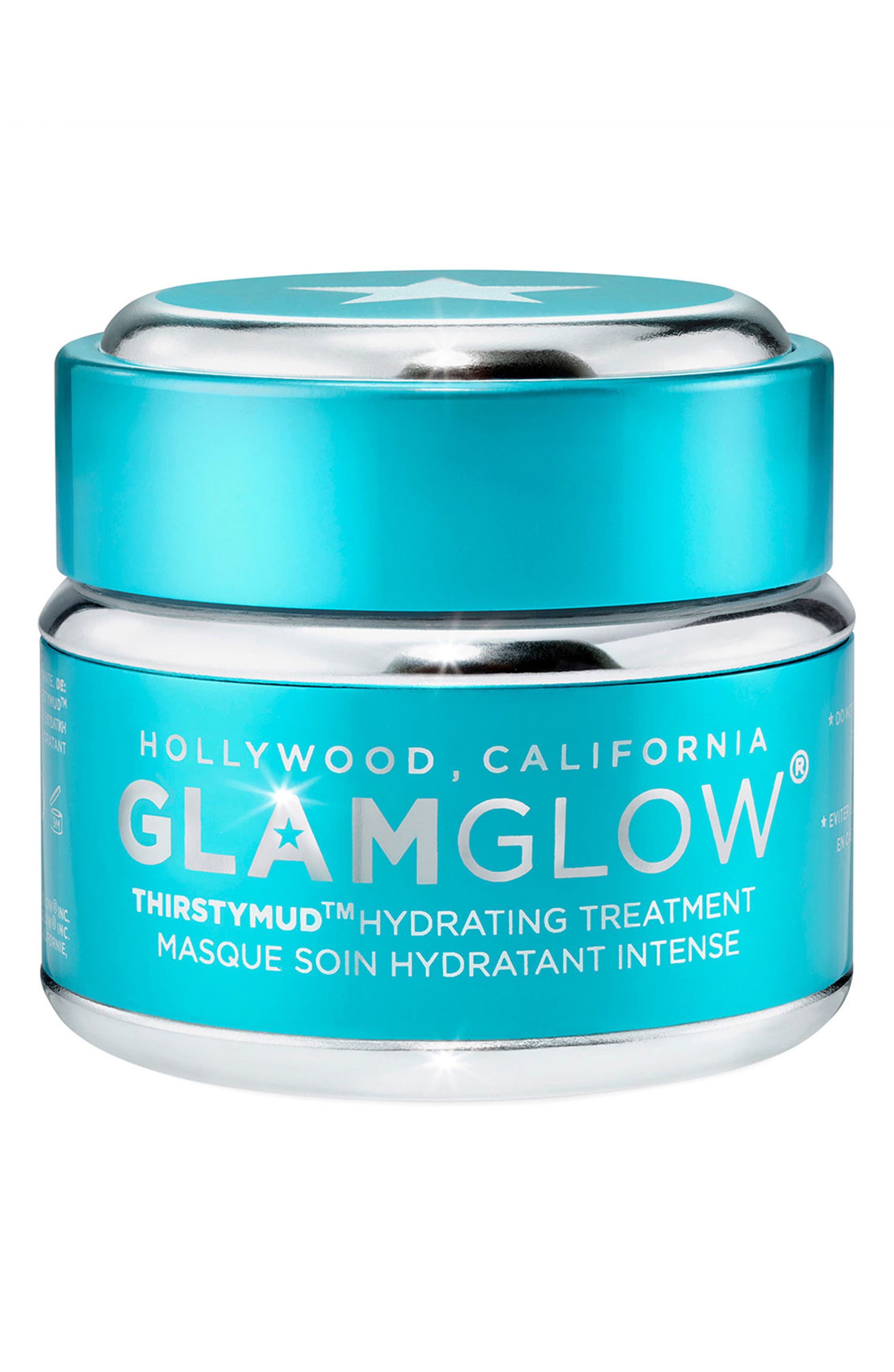 GLAMGLOW<SUP>®</SUP>, THIRSTYMUD<sup>™</sup> Hydrating Treatment Mask, Main thumbnail 1, color, NO COLOR