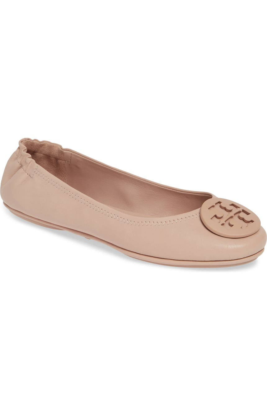 18571e6e2f7 Tory Burch  Minnie  Travel Ballet Flat (Women)