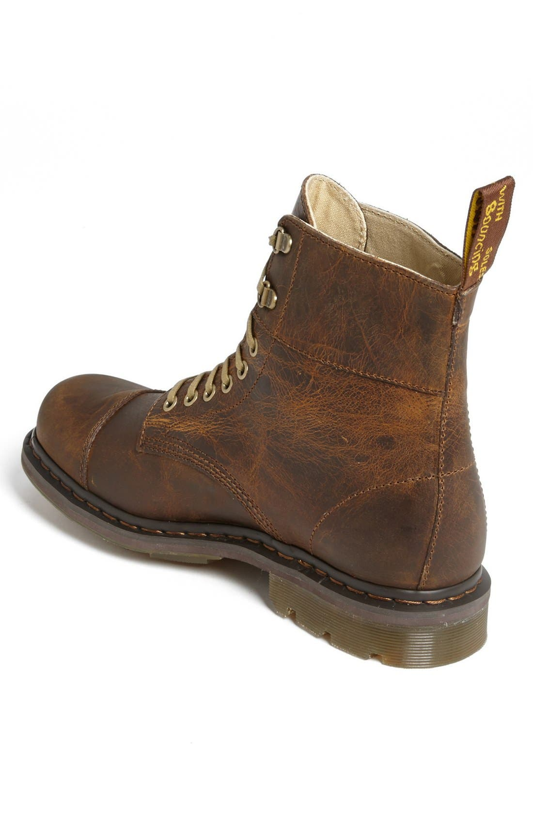 DR. MARTENS, 'Gideon' Boot, Alternate thumbnail 4, color, 220
