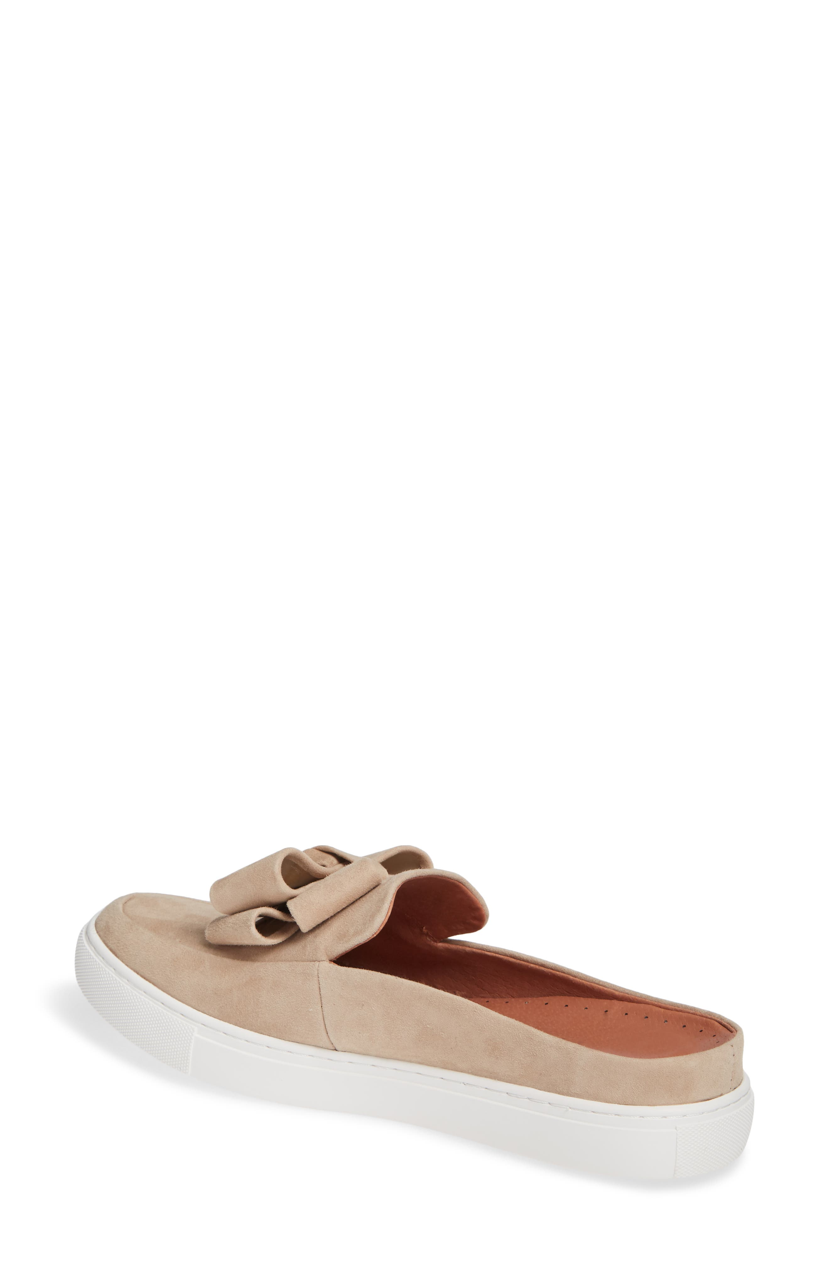 GENTLE SOULS BY KENNETH COLE, Rory Bow Mule, Alternate thumbnail 2, color, 233
