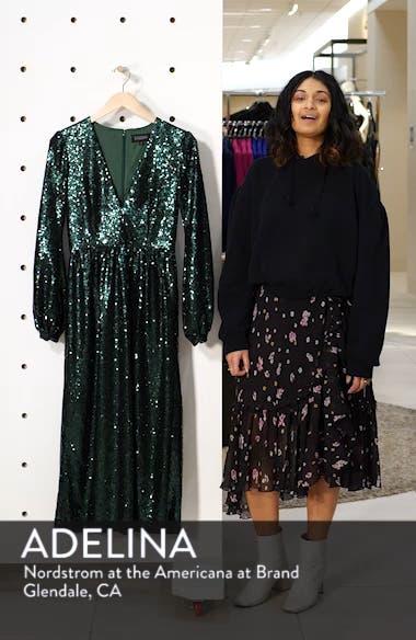Camille Sequin Midi Dress, sales video thumbnail