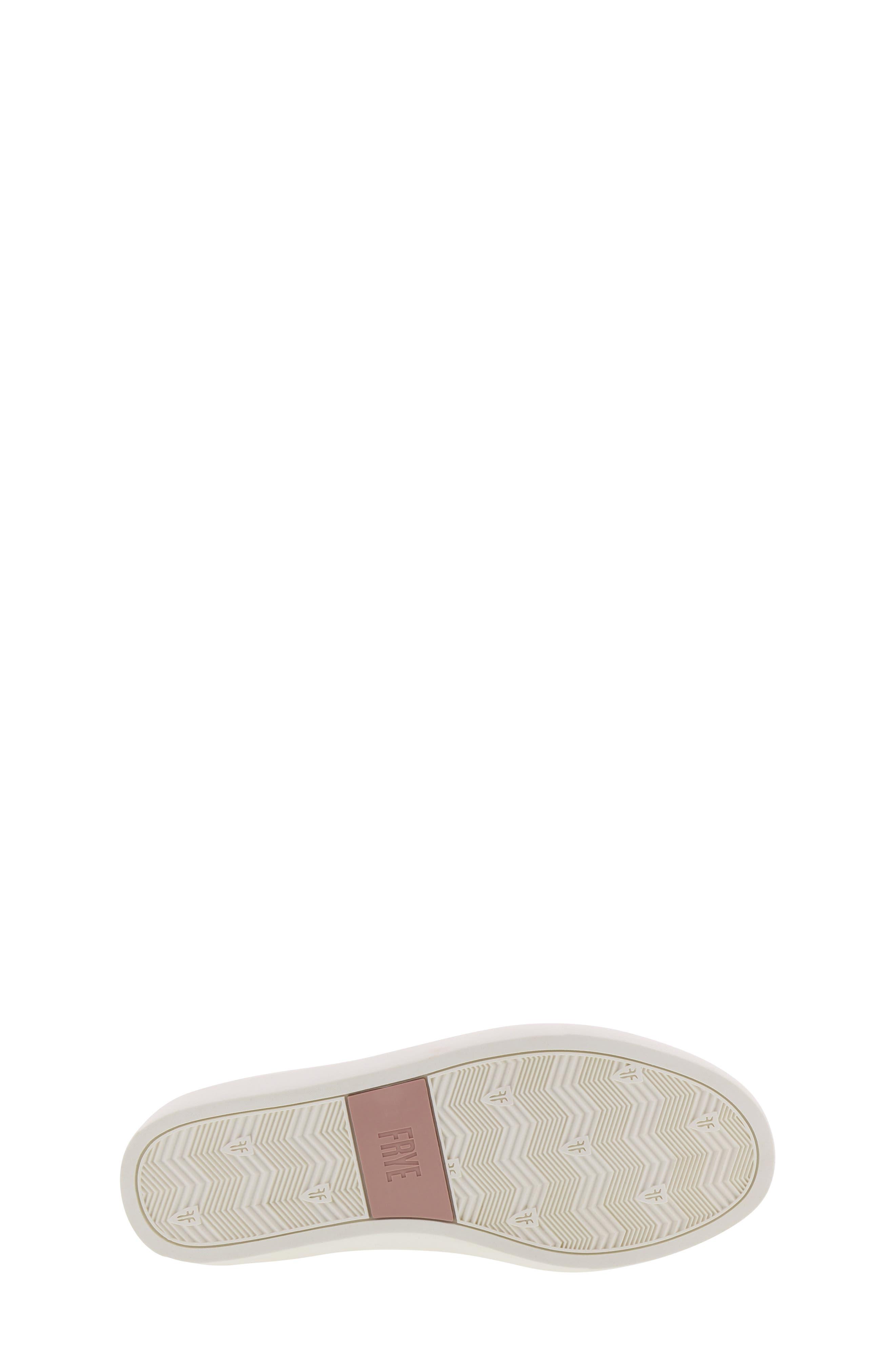 FRYE, Lena Studded Sneaker, Alternate thumbnail 6, color, 686